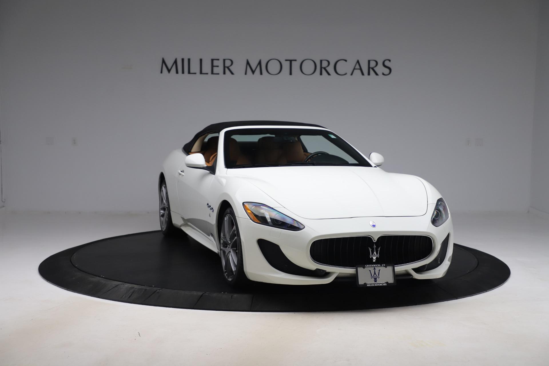 New 2017 Maserati GranTurismo Convertible Sport For Sale In Greenwich, CT 153_p22