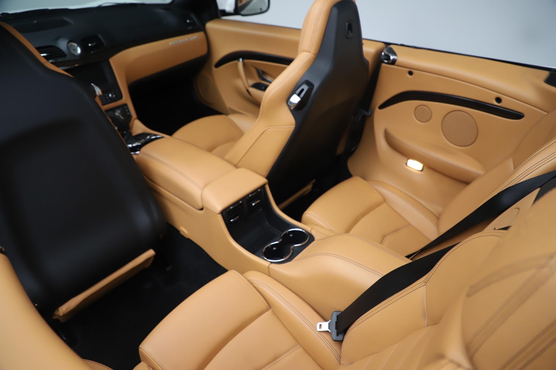 New 2017 Maserati GranTurismo Convertible Sport For Sale In Greenwich, CT 153_p29