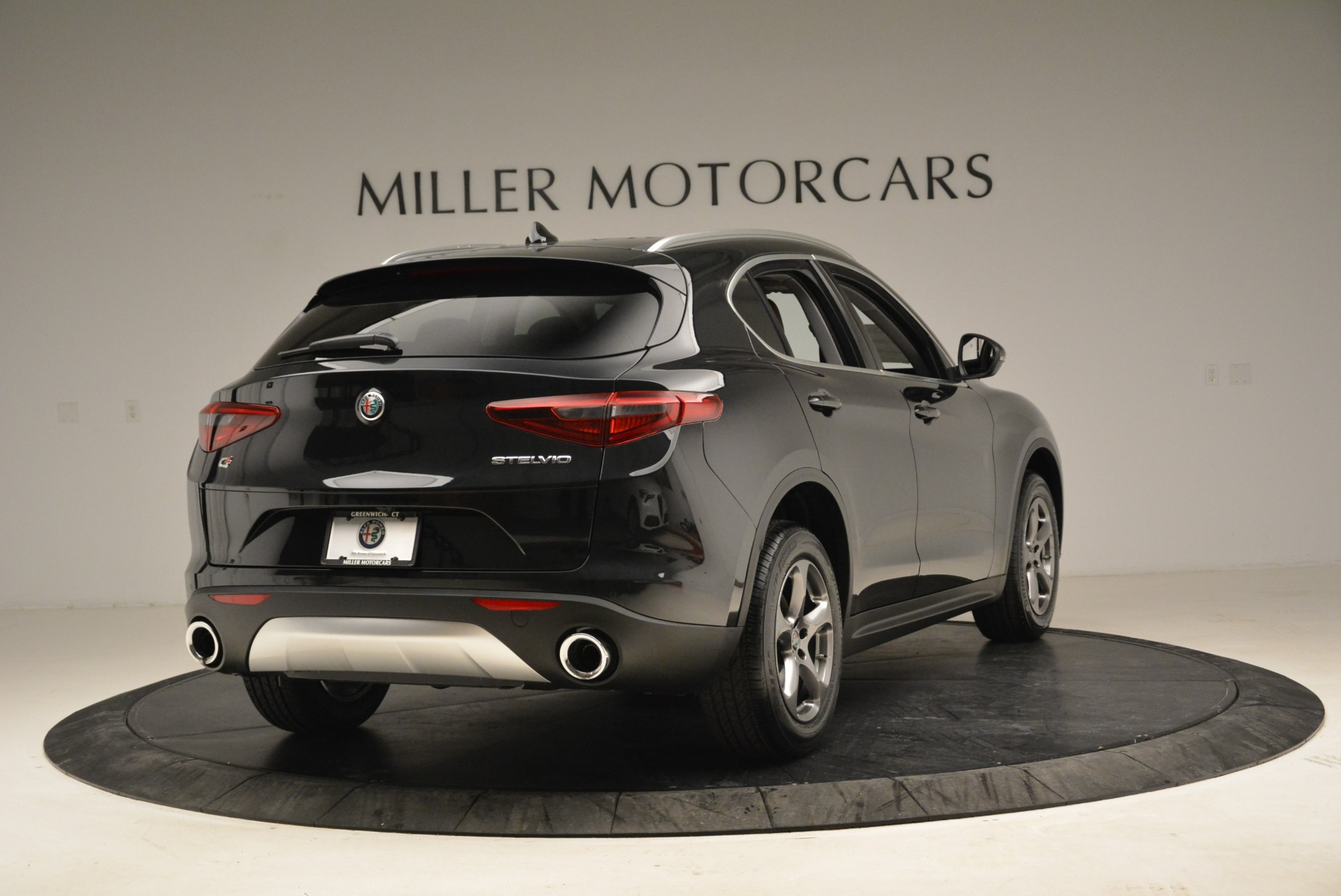 New 2018 Alfa Romeo Stelvio Q4 For Sale In Greenwich, CT 1531_p7