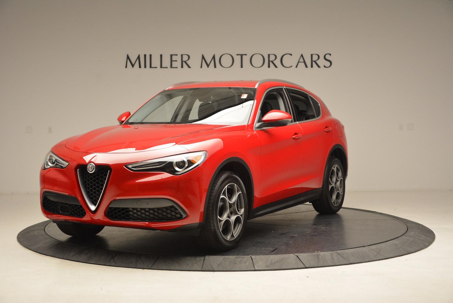 New 2018 Alfa Romeo Stelvio Q4 For Sale In Greenwich, CT 1532_main