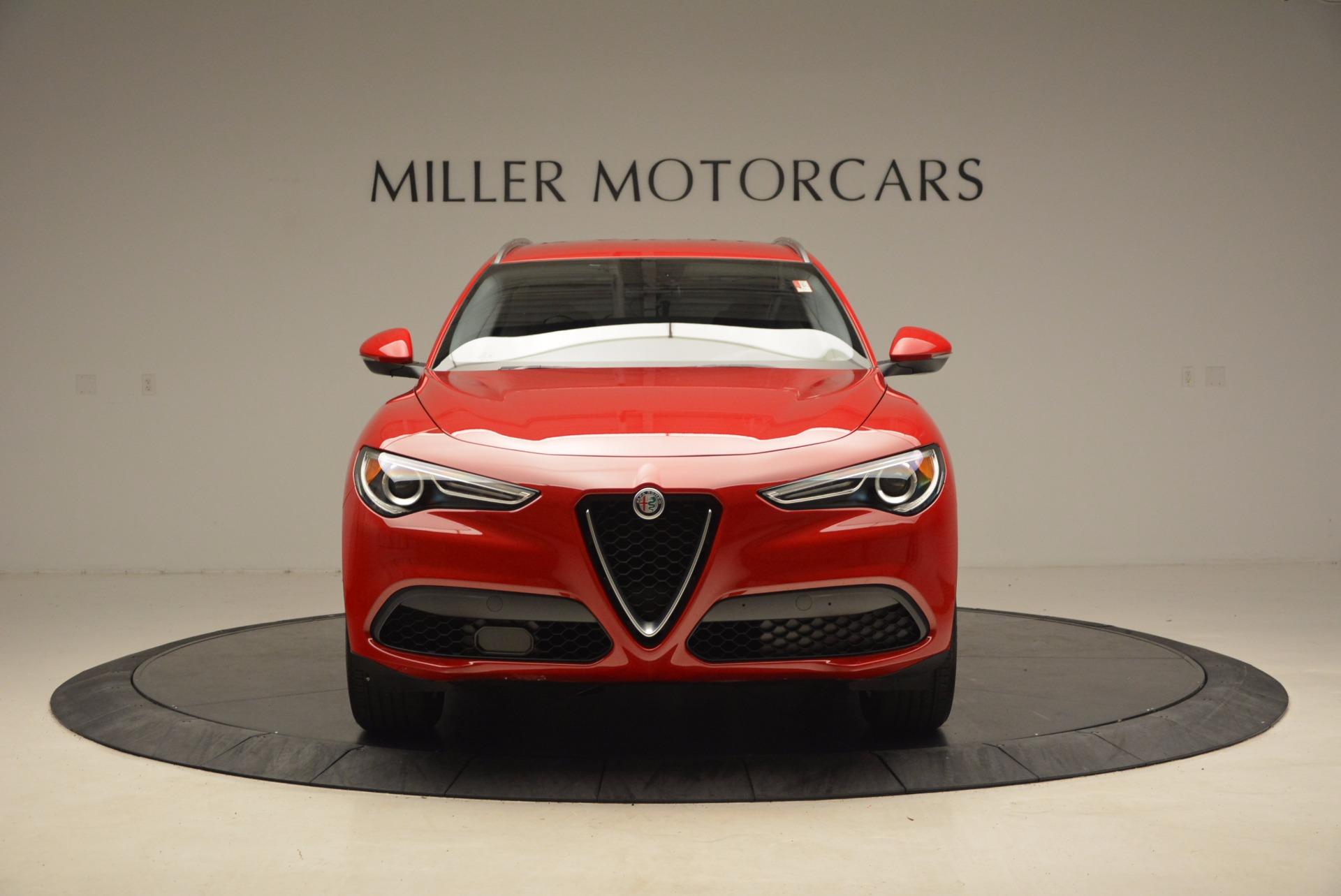 New 2018 Alfa Romeo Stelvio Q4 For Sale In Greenwich, CT 1532_p12