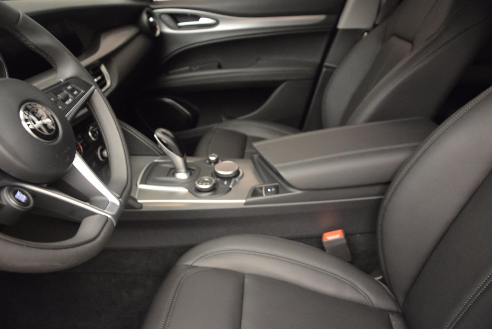 New 2018 Alfa Romeo Stelvio Q4 For Sale In Greenwich, CT 1532_p14
