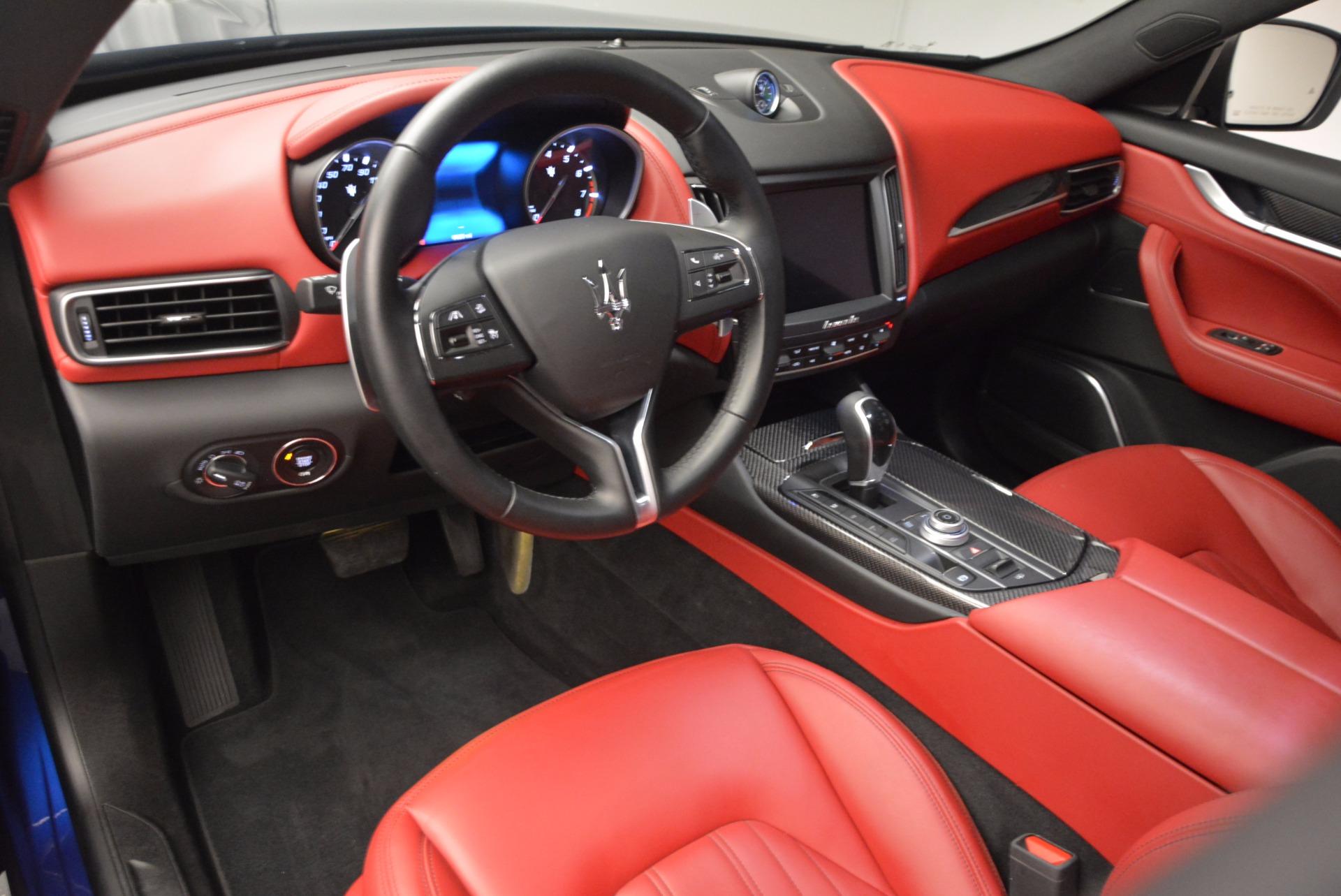 Used 2017 Maserati Levante S Q4 For Sale In Greenwich, CT 1533_p14