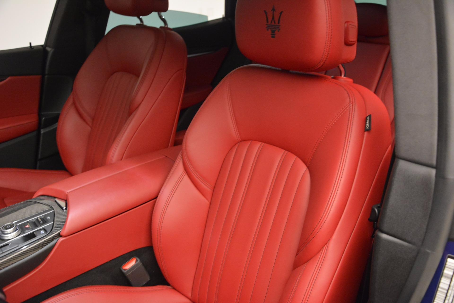 Used 2017 Maserati Levante S Q4 For Sale In Greenwich, CT 1533_p16