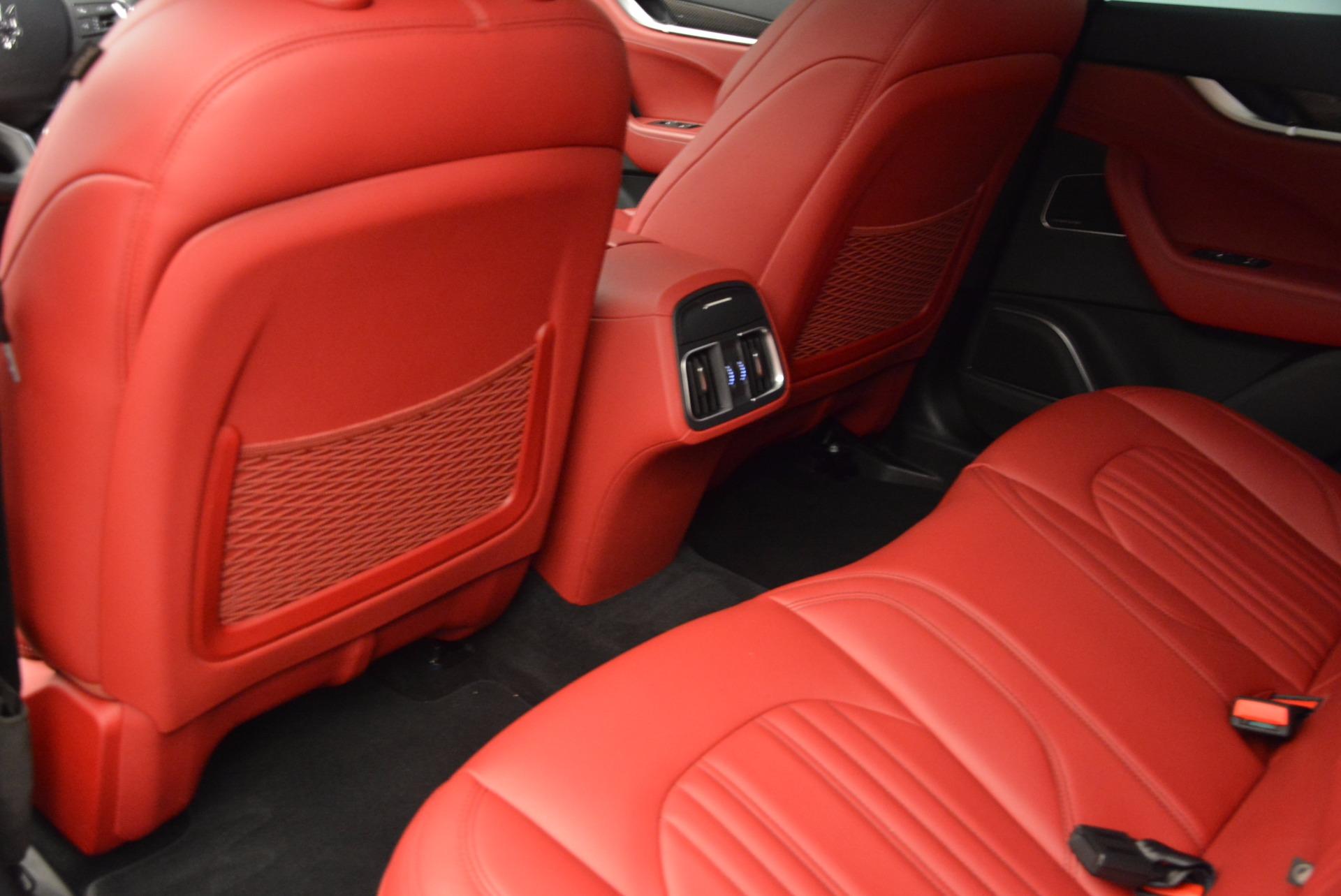 Used 2017 Maserati Levante S Q4 For Sale In Greenwich, CT 1533_p17