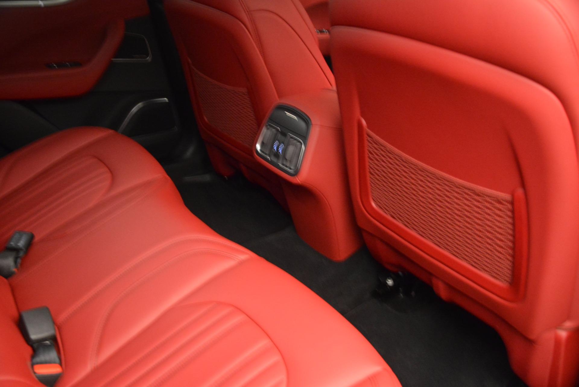 Used 2017 Maserati Levante S Q4 For Sale In Greenwich, CT 1533_p20