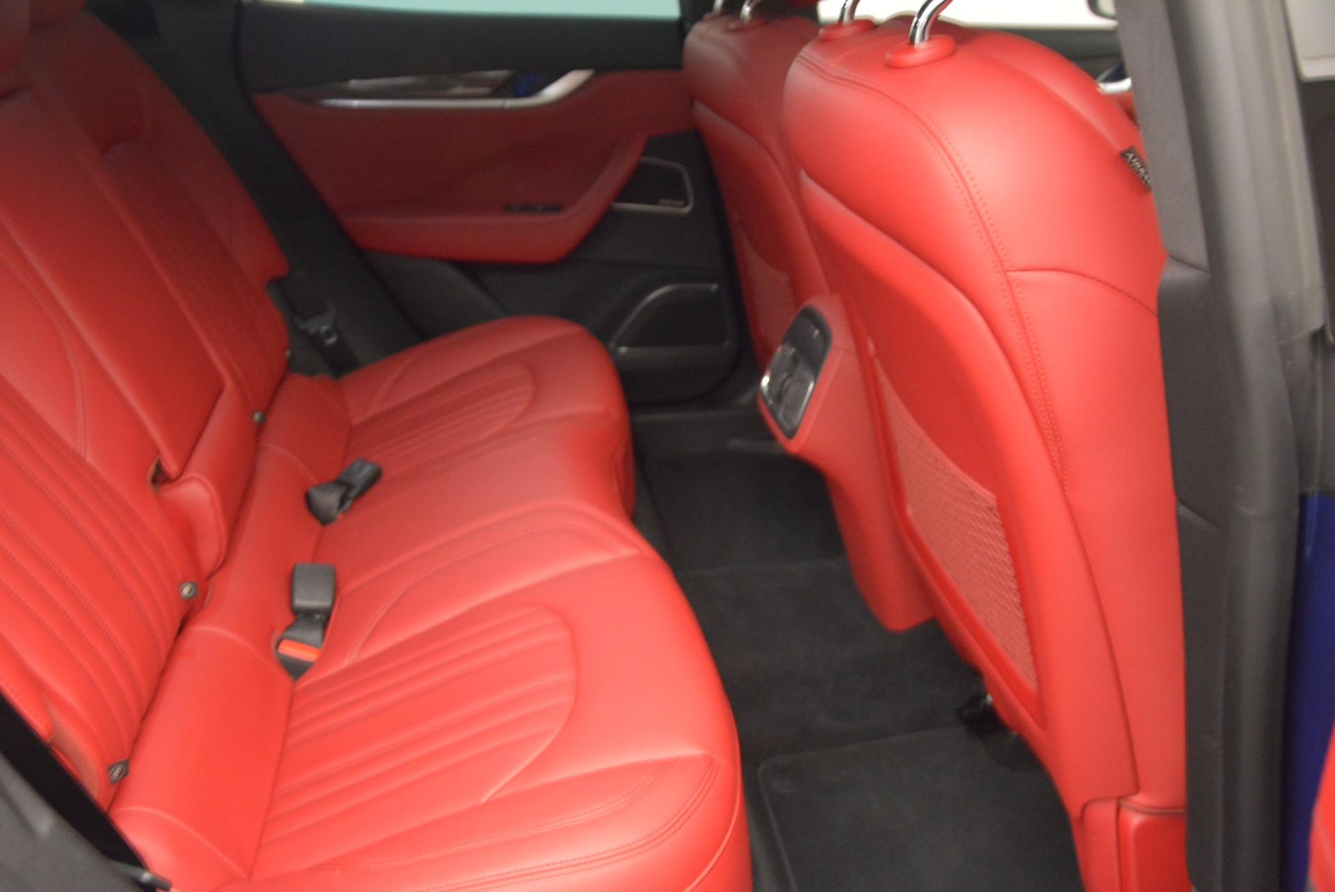 Used 2017 Maserati Levante S Q4 For Sale In Greenwich, CT 1533_p21