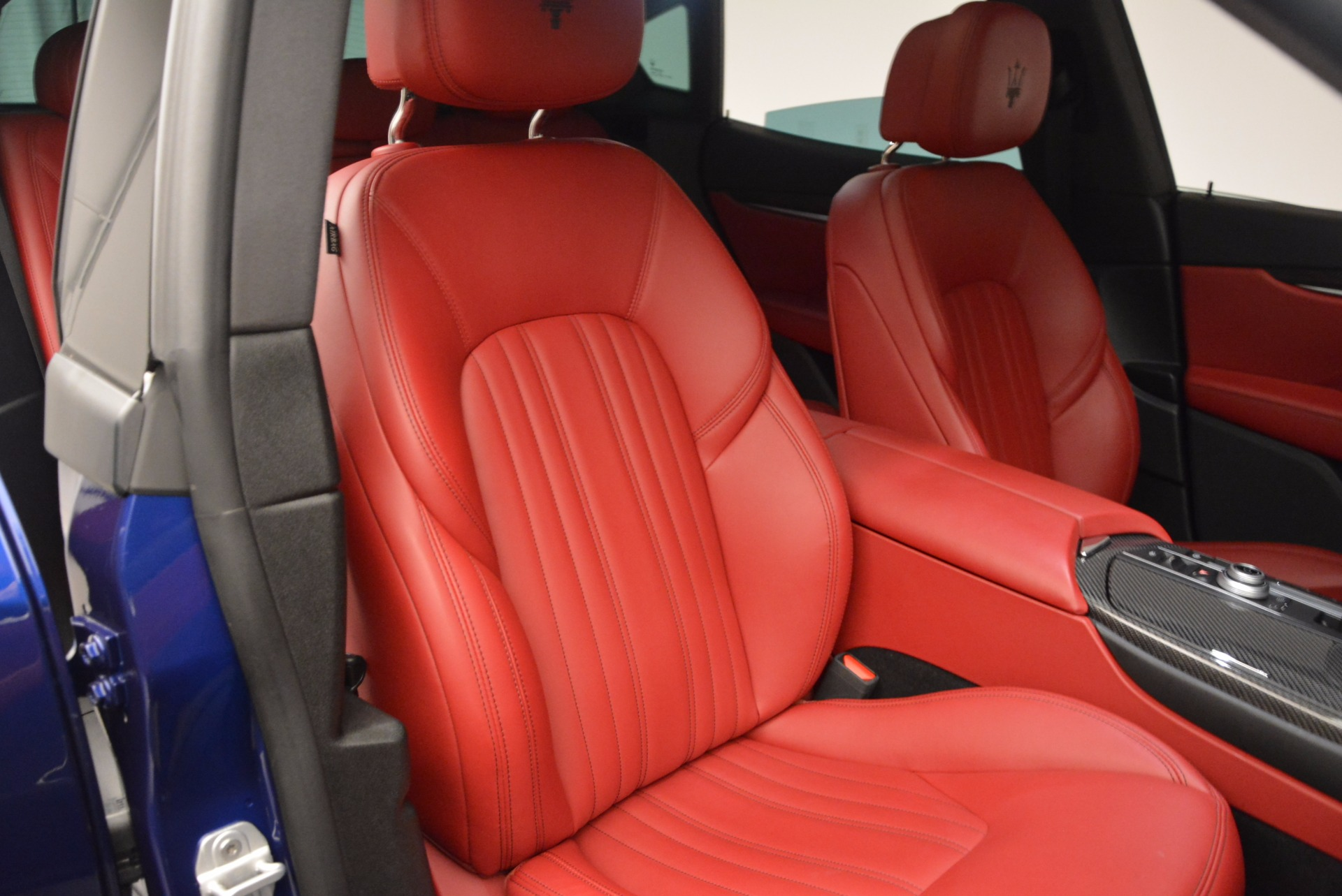 Used 2017 Maserati Levante S Q4 For Sale In Greenwich, CT 1533_p25