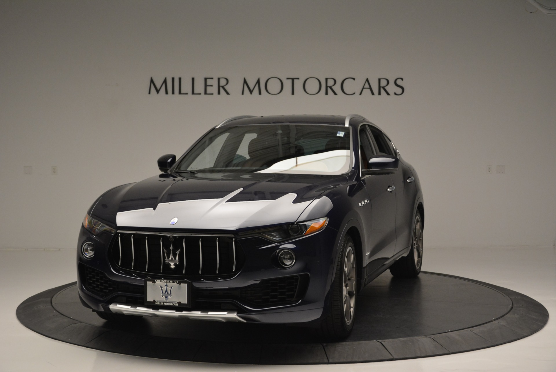 New 2018 Maserati Levante Q4 GranLusso For Sale In Greenwich, CT 1536_main