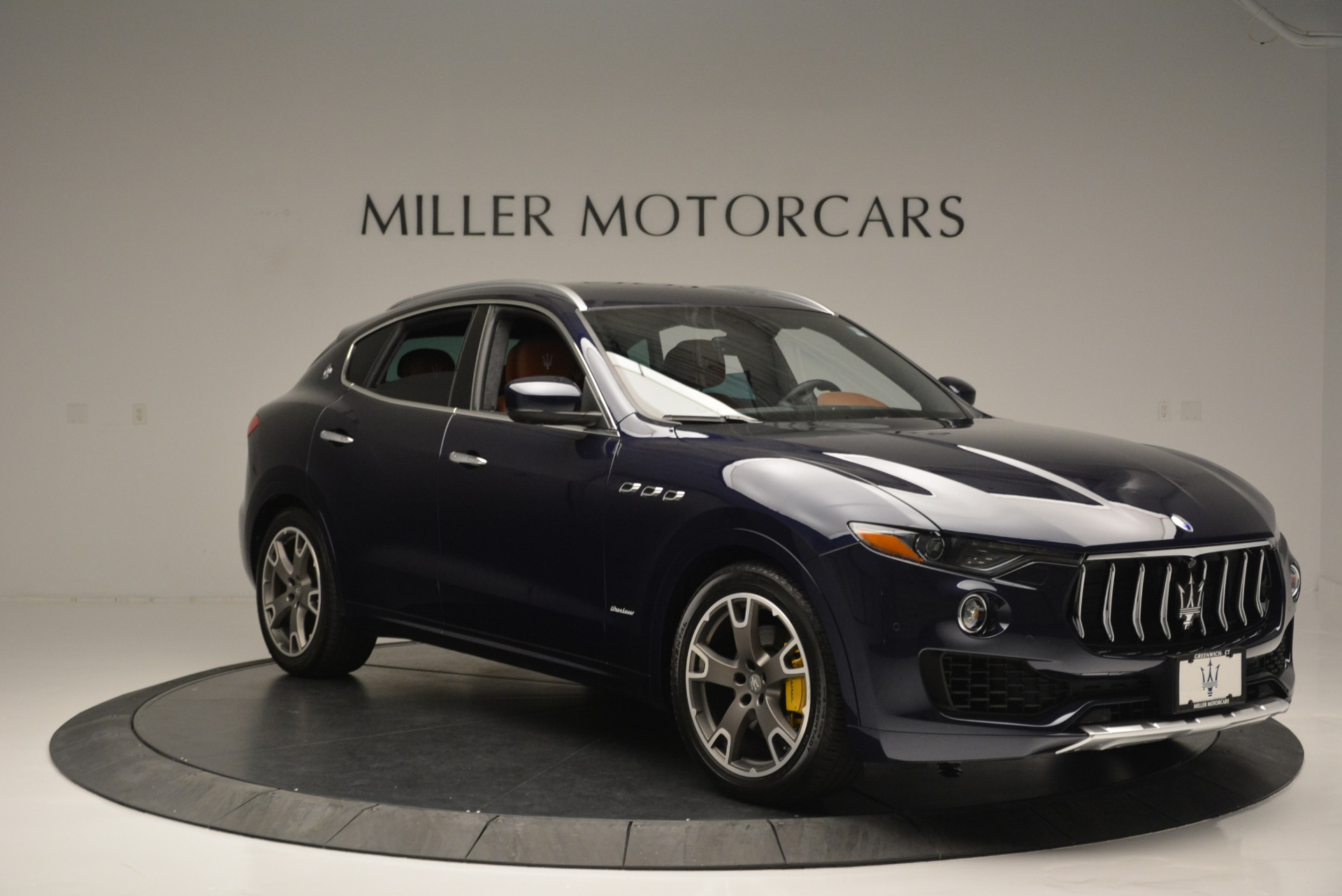 New 2018 Maserati Levante Q4 GranLusso For Sale In Greenwich, CT 1536_p11
