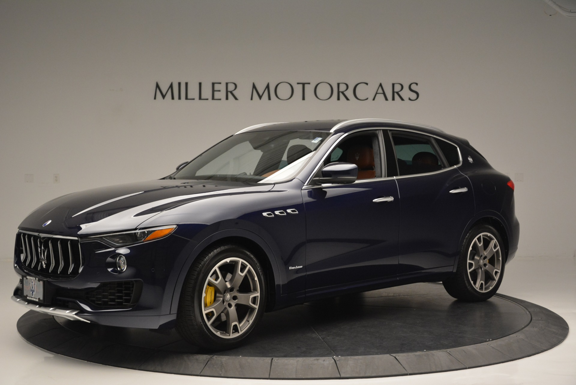 New 2018 Maserati Levante Q4 GranLusso For Sale In Greenwich, CT 1536_p2