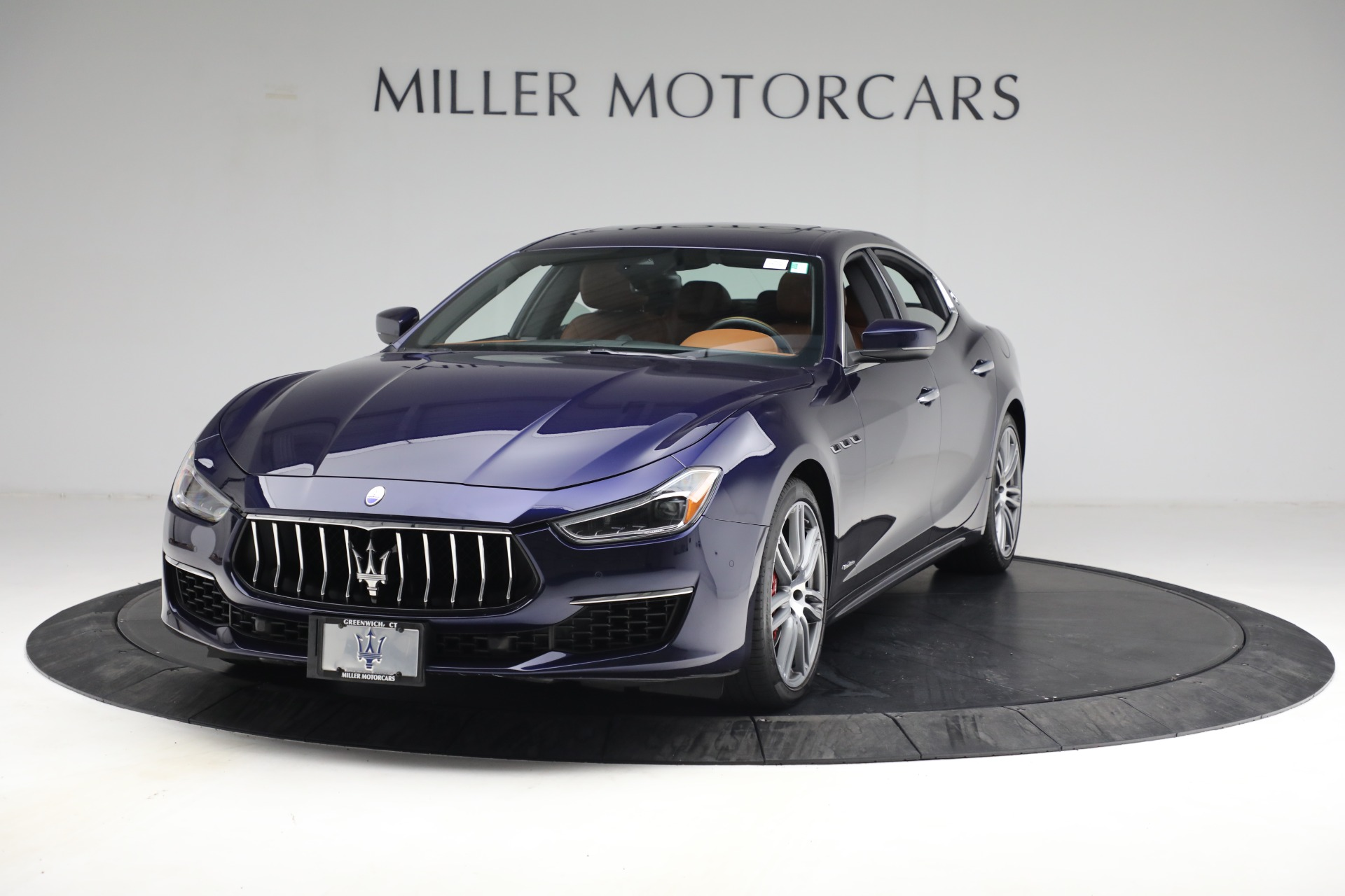 New 2018 Maserati Ghibli S Q4 GranLusso For Sale In Greenwich, CT 1539_main