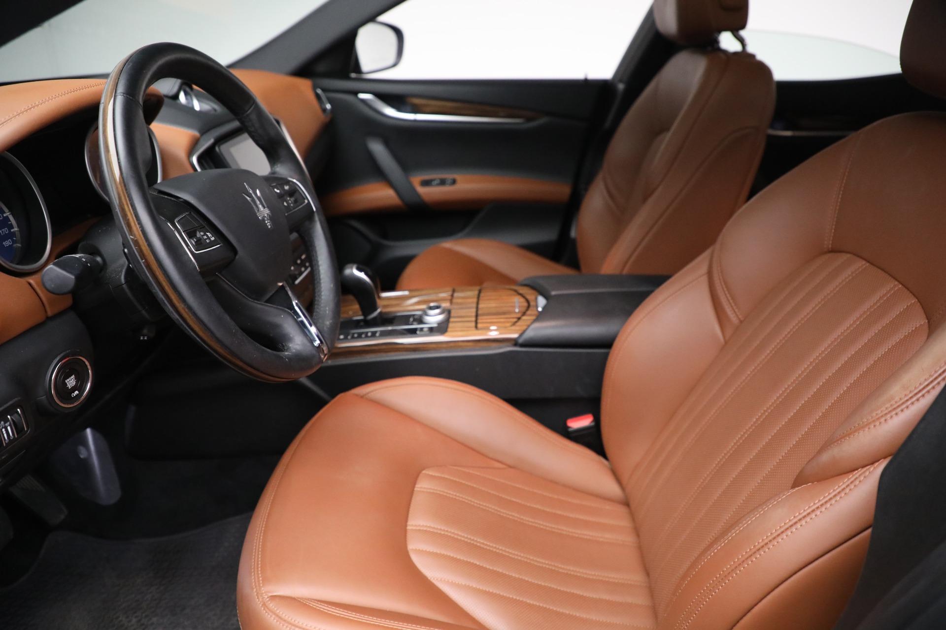 New 2018 Maserati Ghibli S Q4 GranLusso For Sale In Greenwich, CT 1539_p12