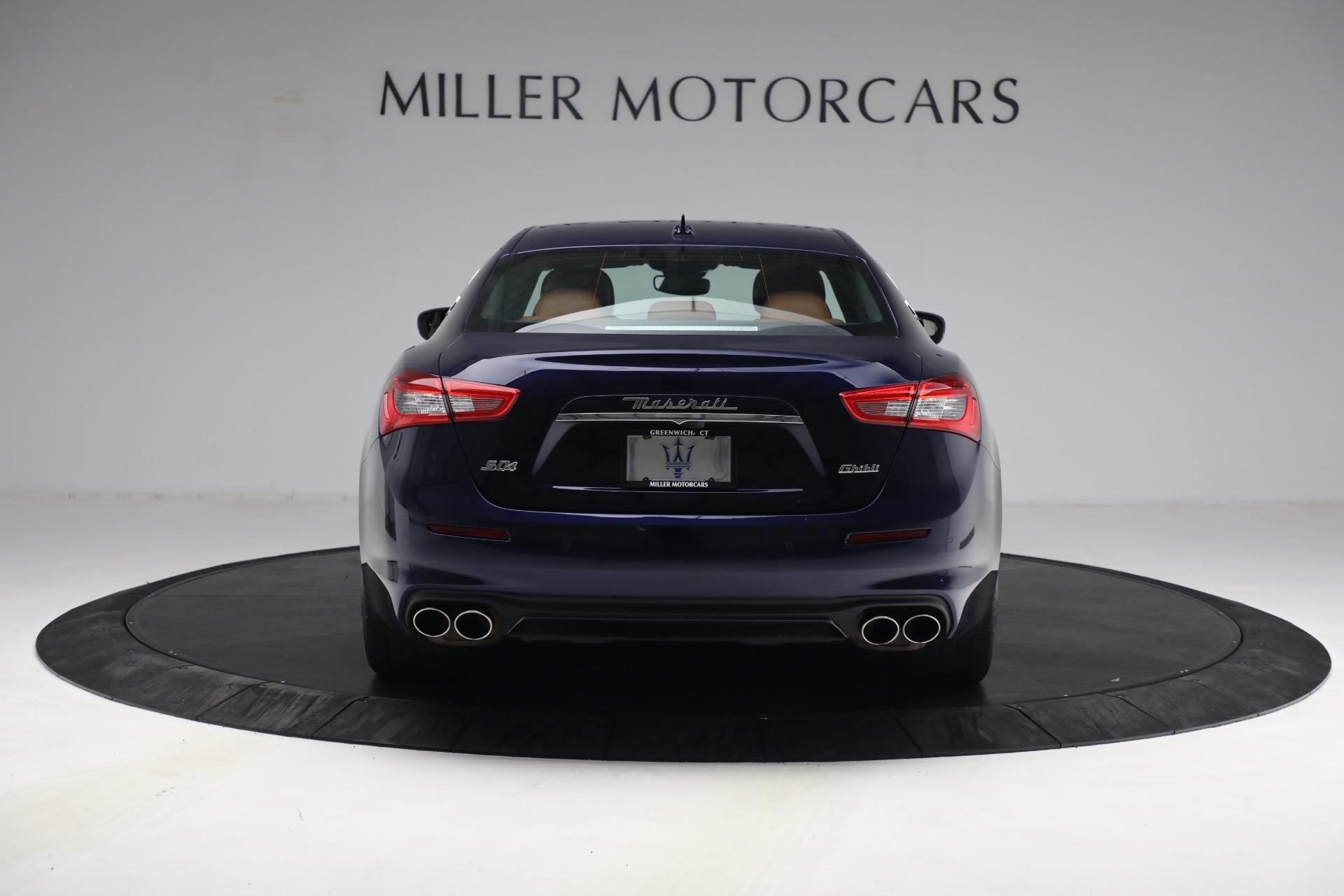 New 2018 Maserati Ghibli S Q4 GranLusso For Sale In Greenwich, CT 1539_p5