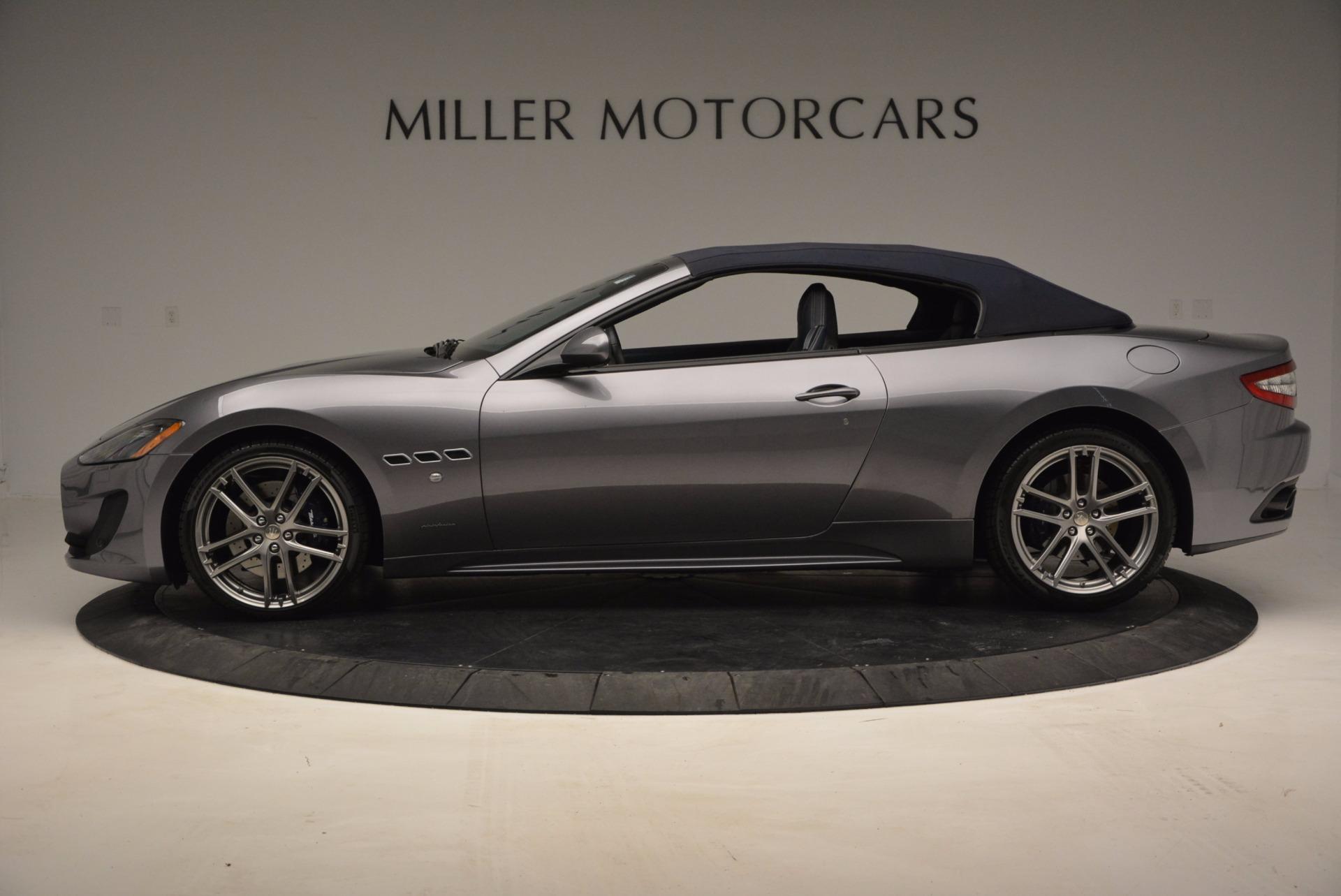 New 2016 Maserati GranTurismo Convertible Sport For Sale In Greenwich, CT 154_p12