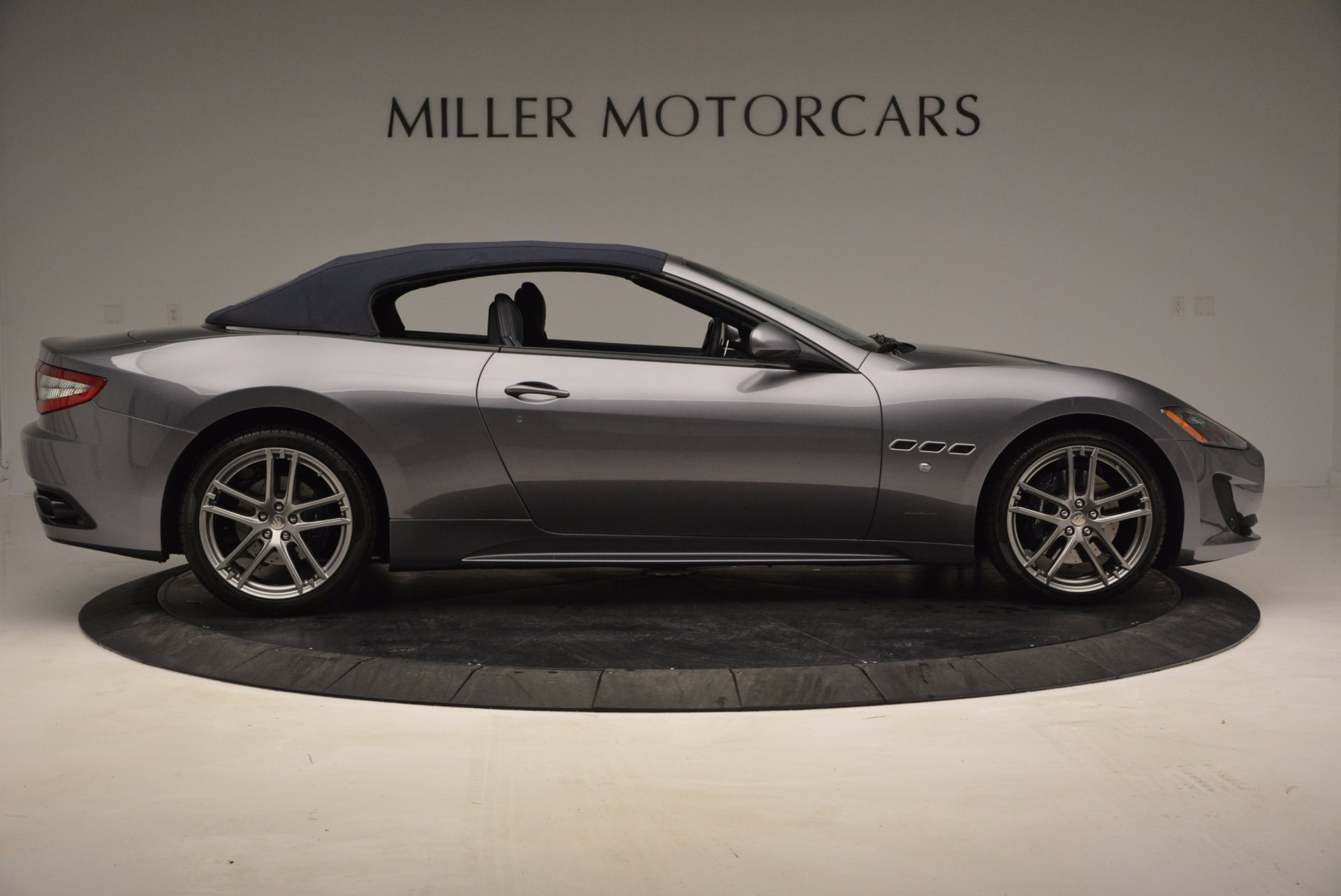 New 2016 Maserati GranTurismo Convertible Sport For Sale In Greenwich, CT 154_p14