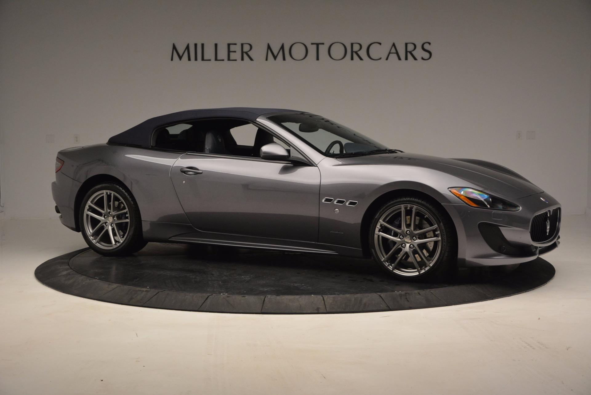New 2016 Maserati GranTurismo Convertible Sport For Sale In Greenwich, CT 154_p15