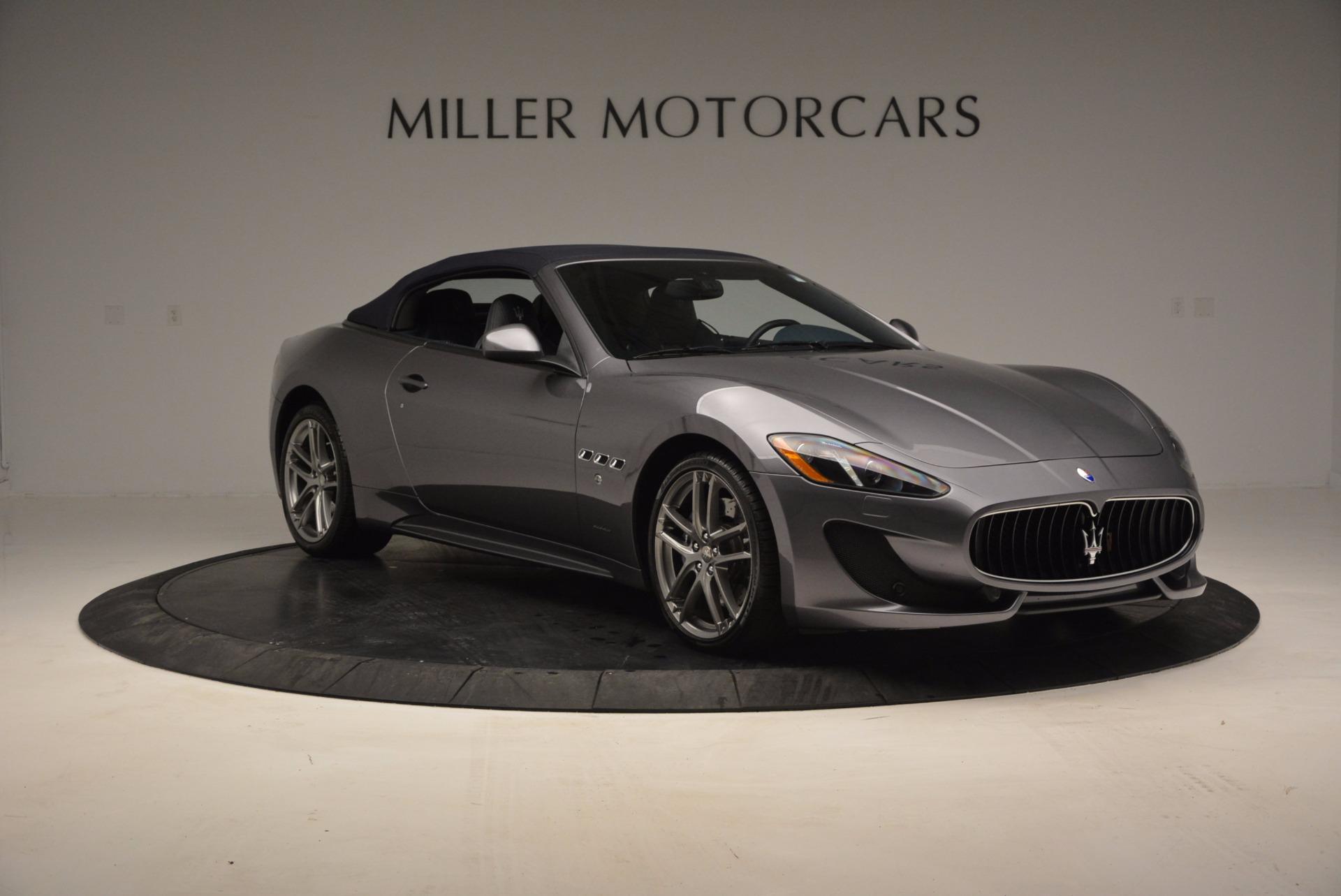 New 2016 Maserati GranTurismo Convertible Sport For Sale In Greenwich, CT 154_p16