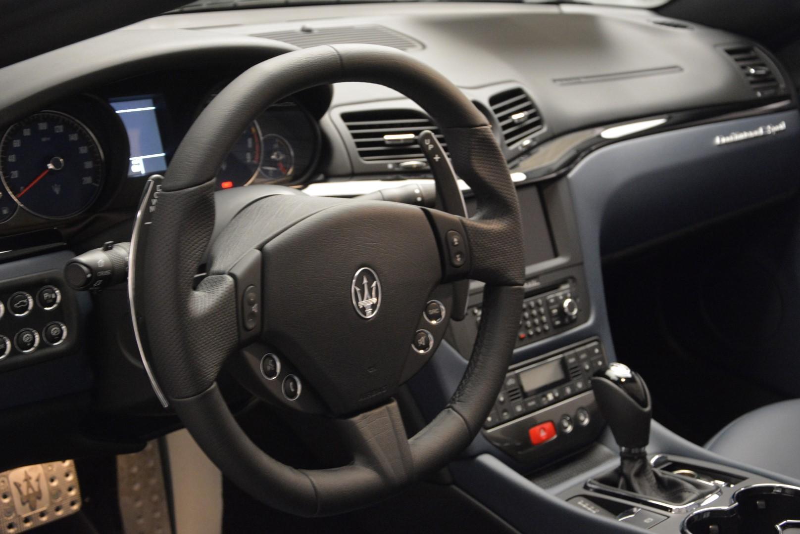 New 2016 Maserati GranTurismo Convertible Sport For Sale In Greenwich, CT 154_p18