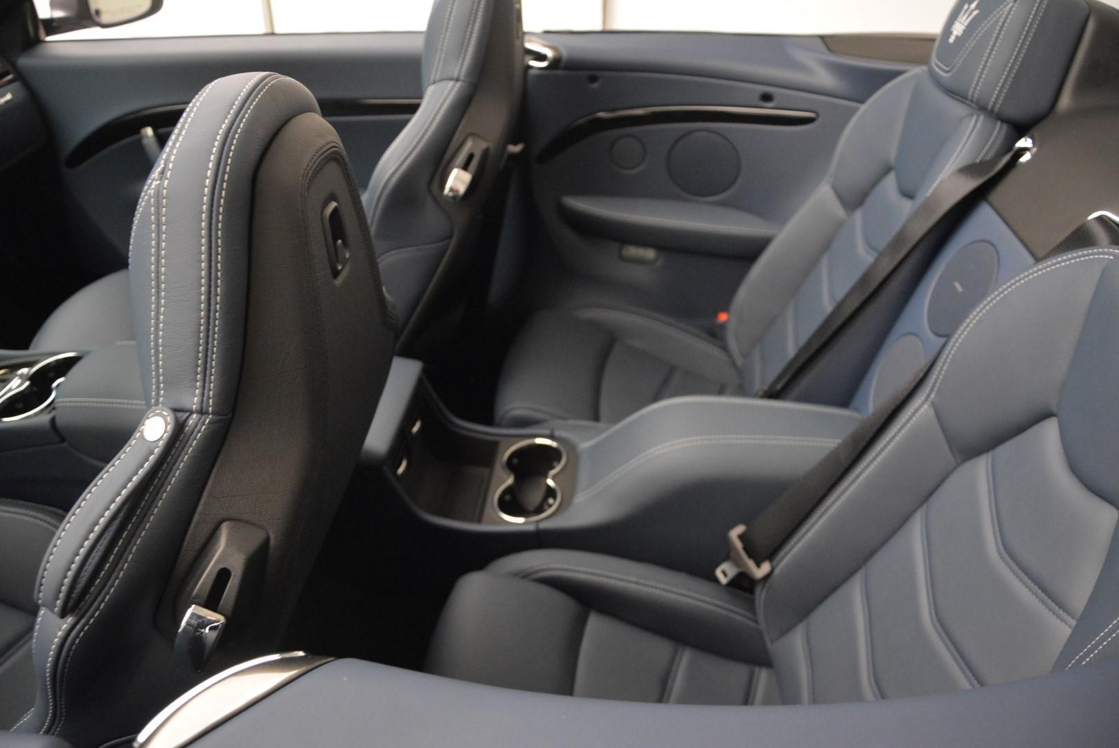 New 2016 Maserati GranTurismo Convertible Sport For Sale In Greenwich, CT 154_p24