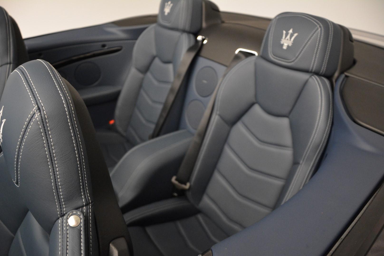 New 2016 Maserati GranTurismo Convertible Sport For Sale In Greenwich, CT 154_p25