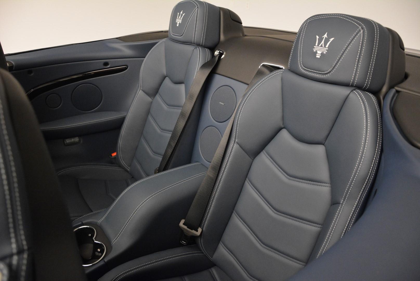 New 2016 Maserati GranTurismo Convertible Sport For Sale In Greenwich, CT 154_p26