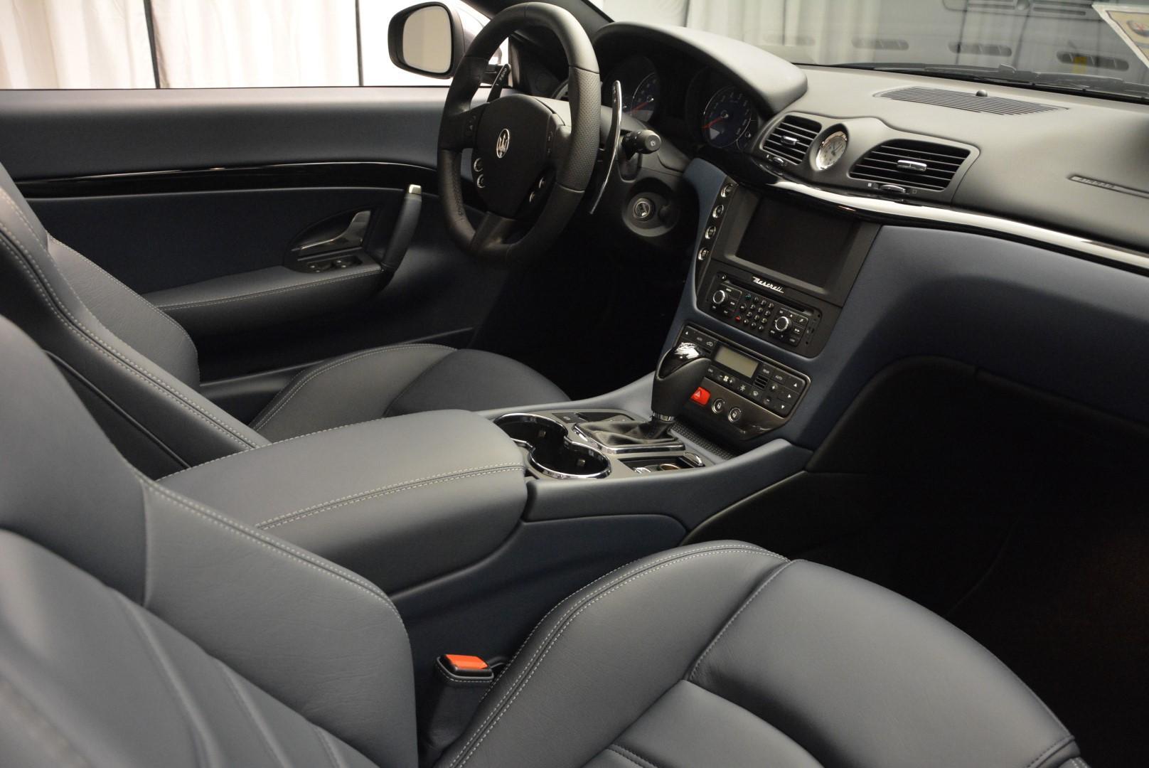 New 2016 Maserati GranTurismo Convertible Sport For Sale In Greenwich, CT 154_p27