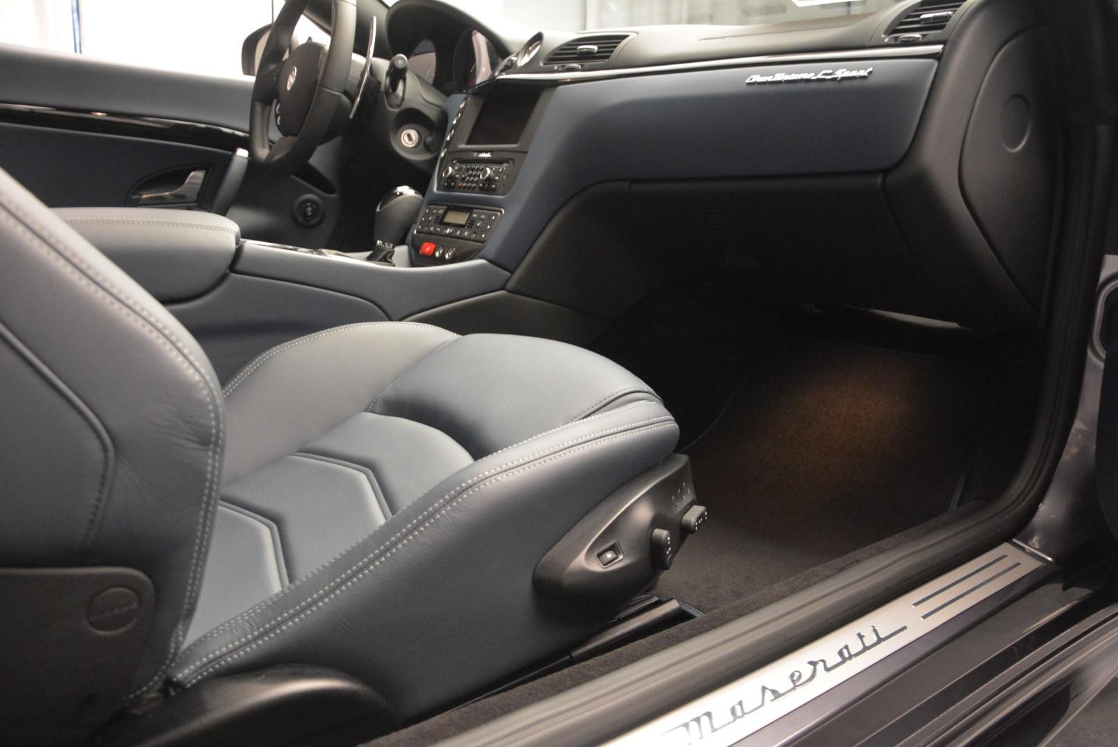 New 2016 Maserati GranTurismo Convertible Sport For Sale In Greenwich, CT 154_p29