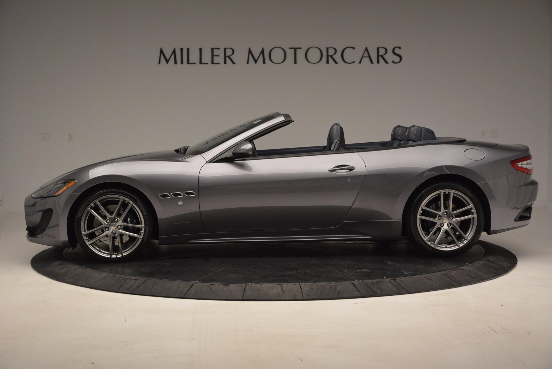 New 2016 Maserati GranTurismo Convertible Sport For Sale In Greenwich, CT 154_p4