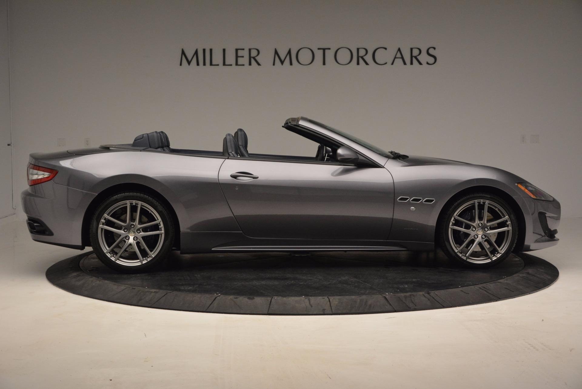 New 2016 Maserati GranTurismo Convertible Sport For Sale In Greenwich, CT 154_p6