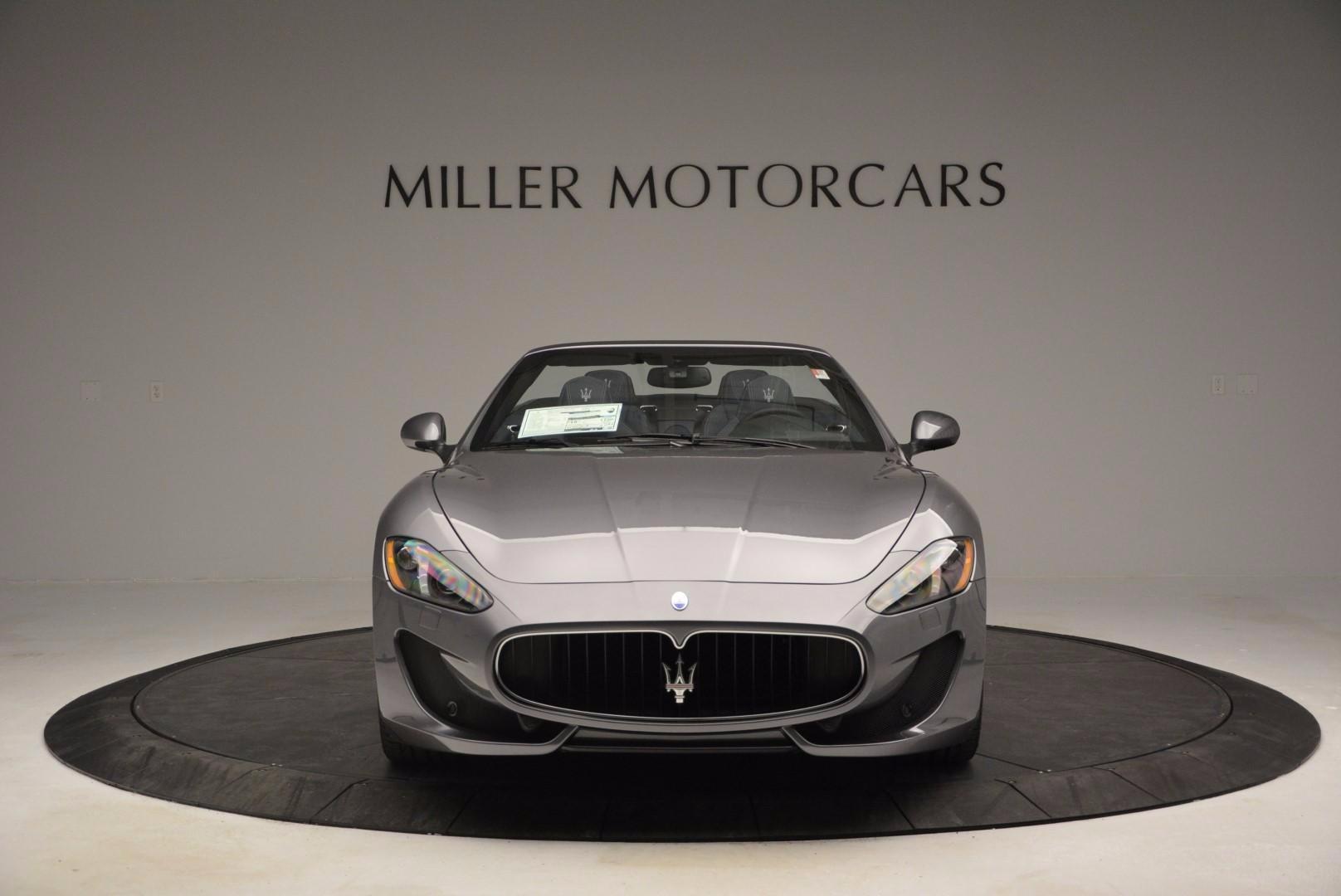 New 2016 Maserati GranTurismo Convertible Sport For Sale In Greenwich, CT 154_p9