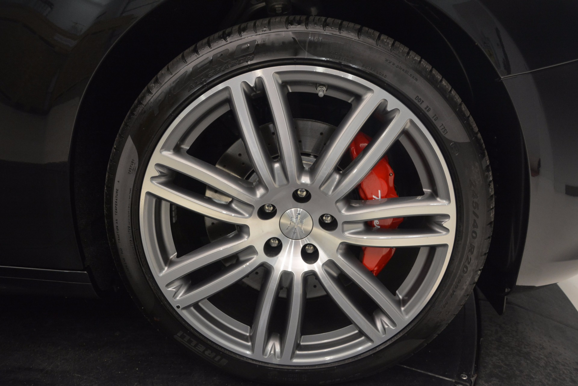 New 2018 Maserati Ghibli S Q4 GranSport For Sale In Greenwich, CT 1541_p25