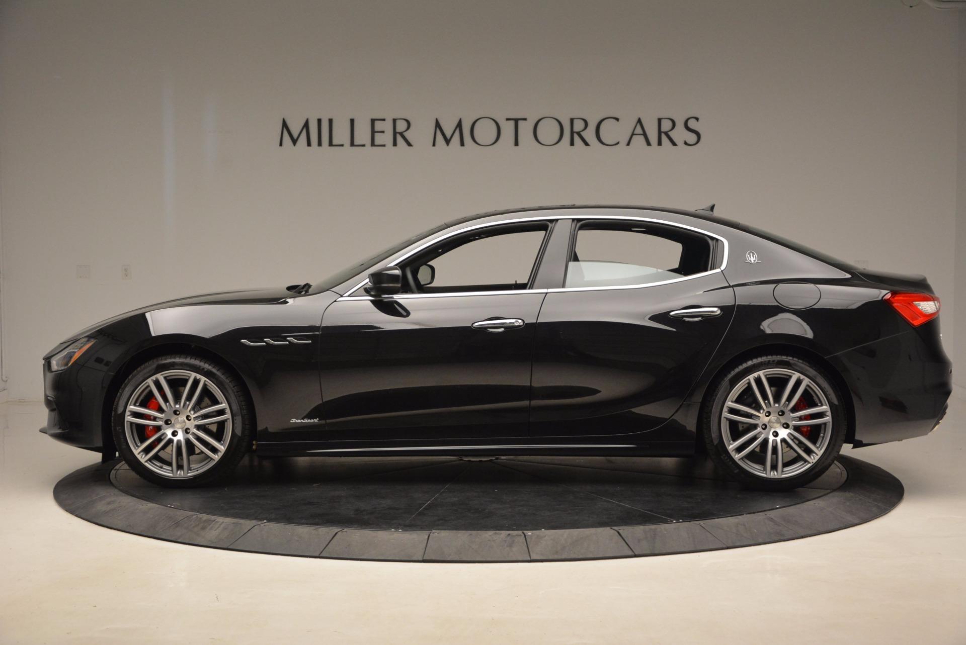 New 2018 Maserati Ghibli S Q4 GranSport For Sale In Greenwich, CT 1541_p3