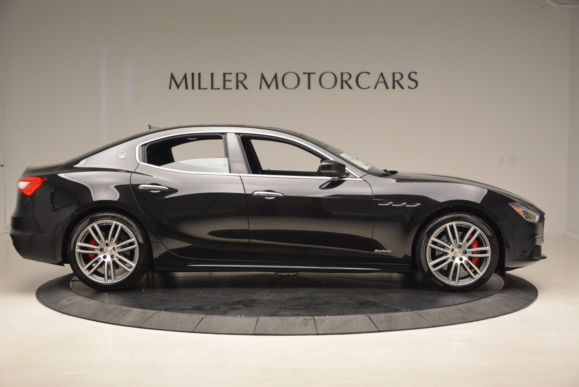 New 2018 Maserati Ghibli S Q4 GranSport For Sale In Greenwich, CT 1541_p9