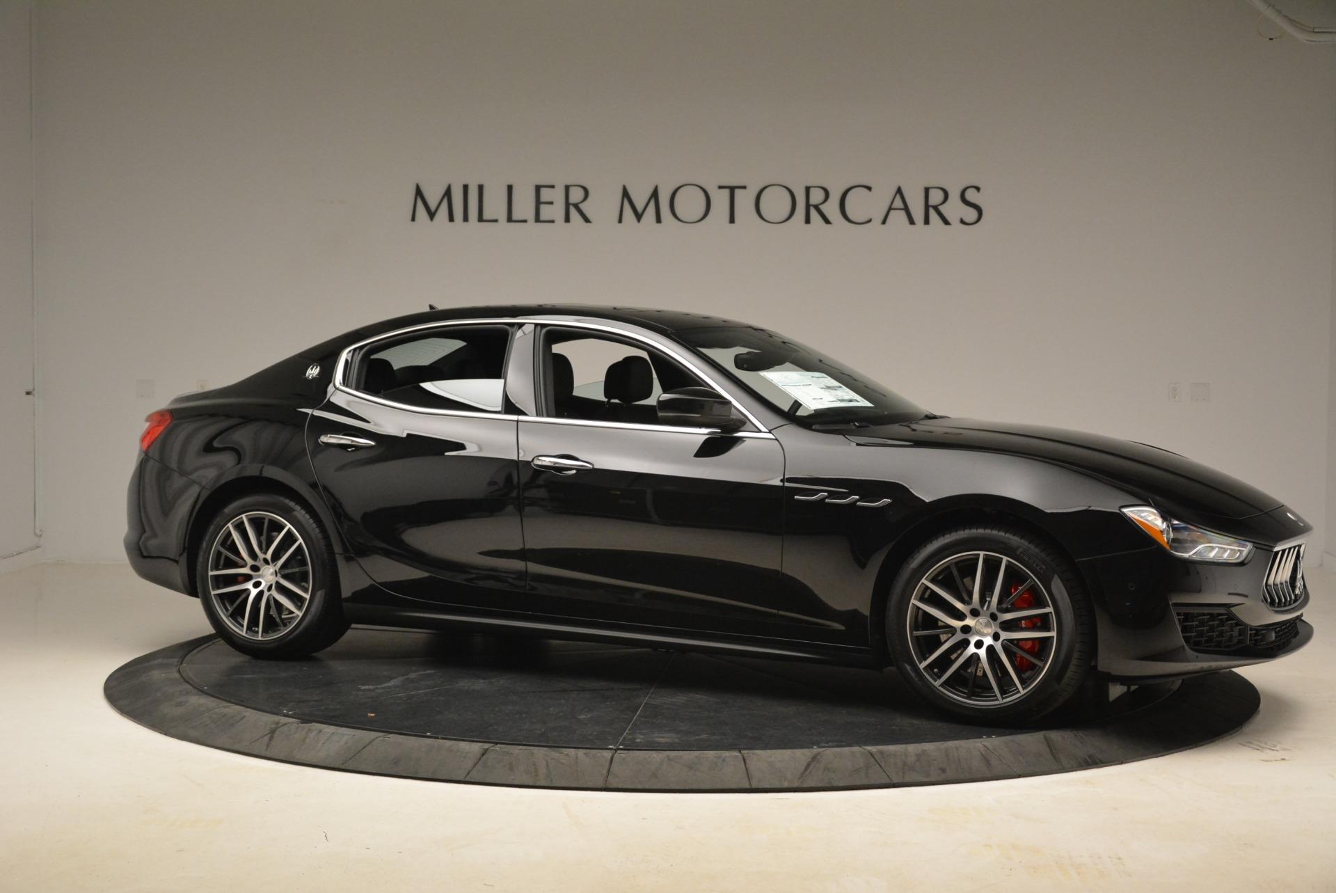 New 2018 Maserati Ghibli S Q4 For Sale In Greenwich, CT 1543_p11