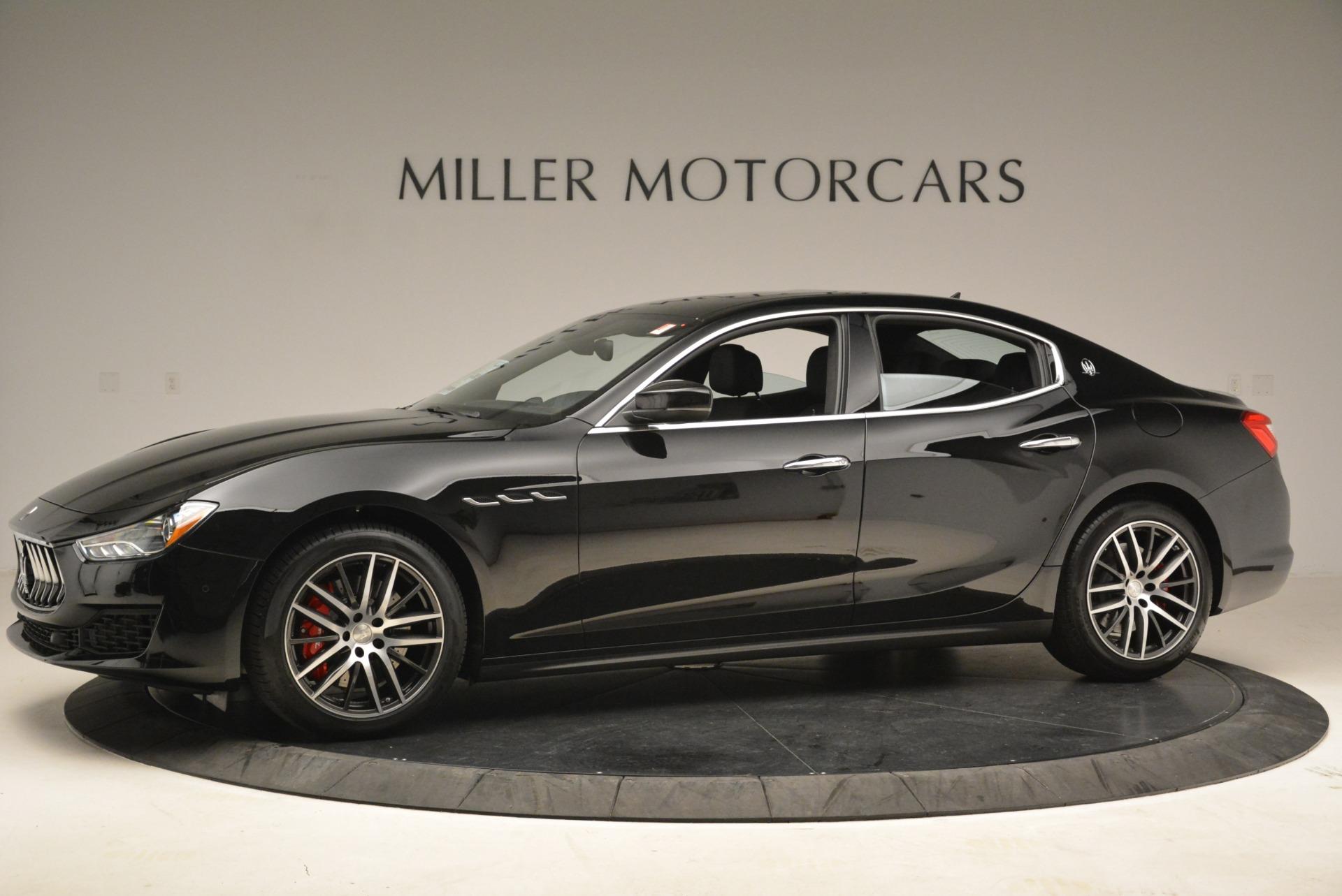 New 2018 Maserati Ghibli S Q4 For Sale In Greenwich, CT 1543_p3