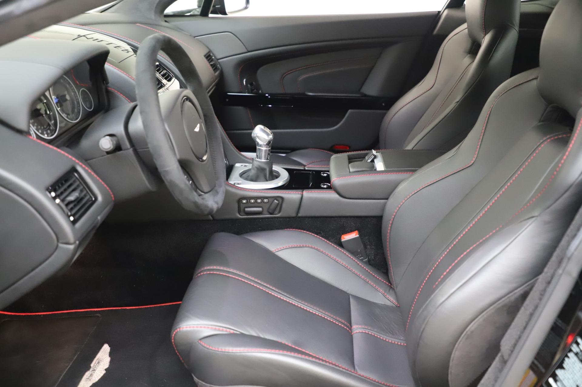 New 2017 Aston Martin V12 Vantage S  For Sale In Greenwich, CT 1545_p14