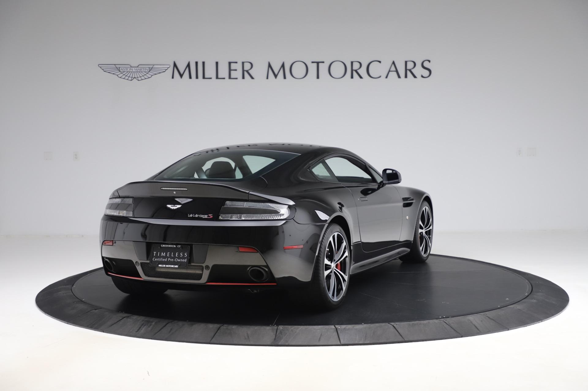 New 2017 Aston Martin V12 Vantage S  For Sale In Greenwich, CT 1545_p6
