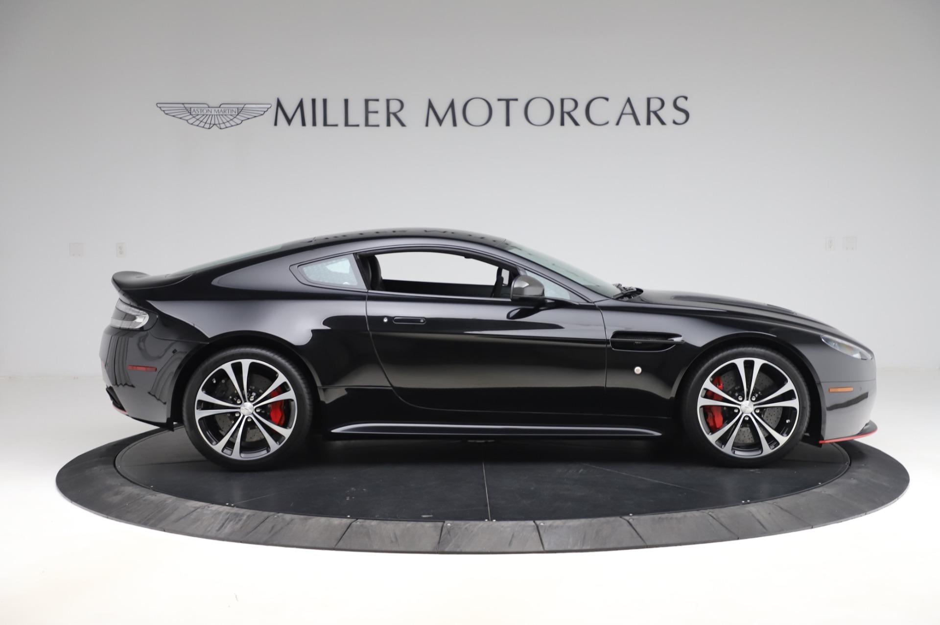 New 2017 Aston Martin V12 Vantage S  For Sale In Greenwich, CT 1545_p8