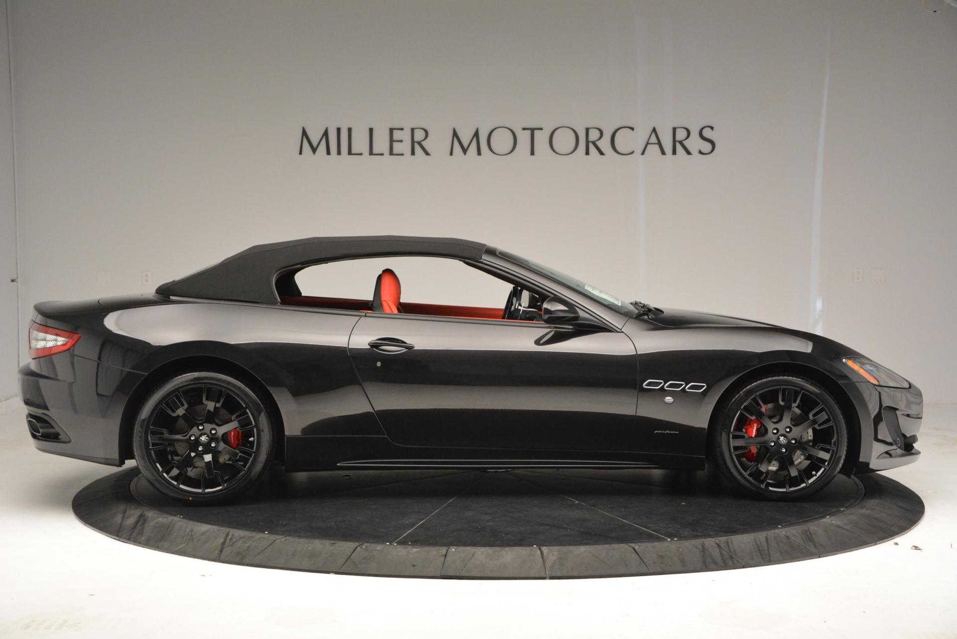 New 2016 Maserati GranTurismo Convertible Sport For Sale In Greenwich, CT 155_p18