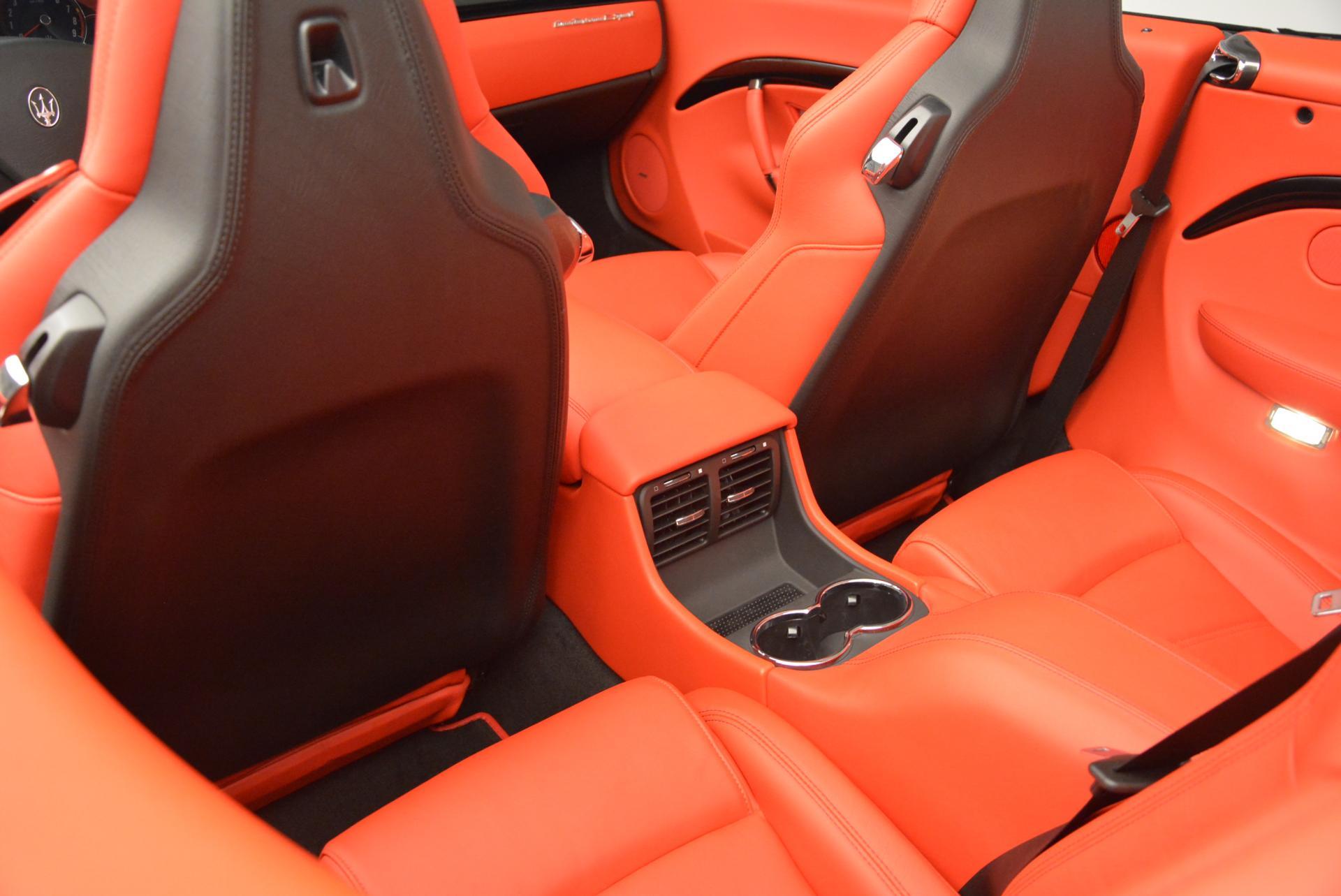 New 2016 Maserati GranTurismo Convertible Sport For Sale In Greenwich, CT 155_p28