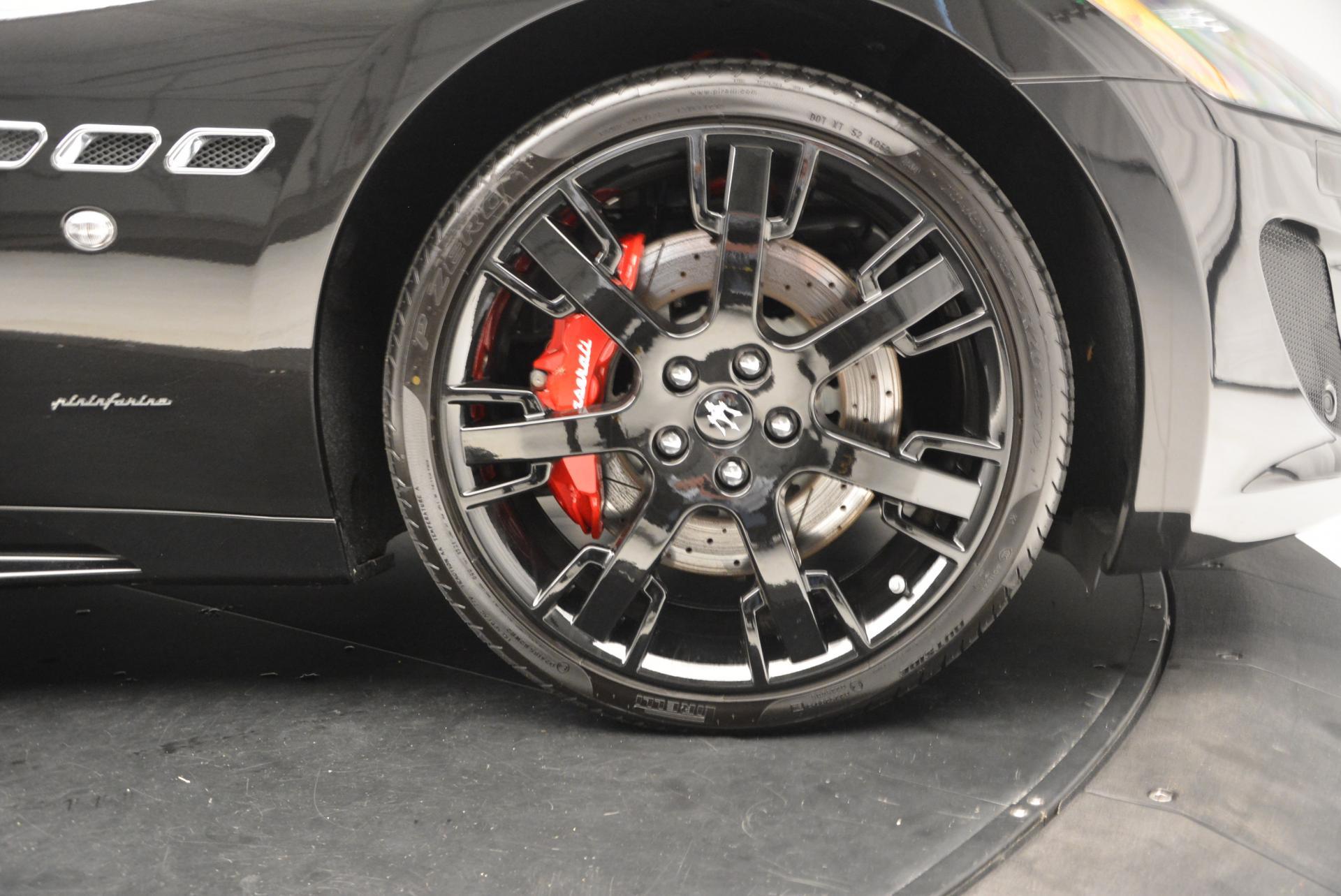 New 2016 Maserati GranTurismo Convertible Sport For Sale In Greenwich, CT 155_p37