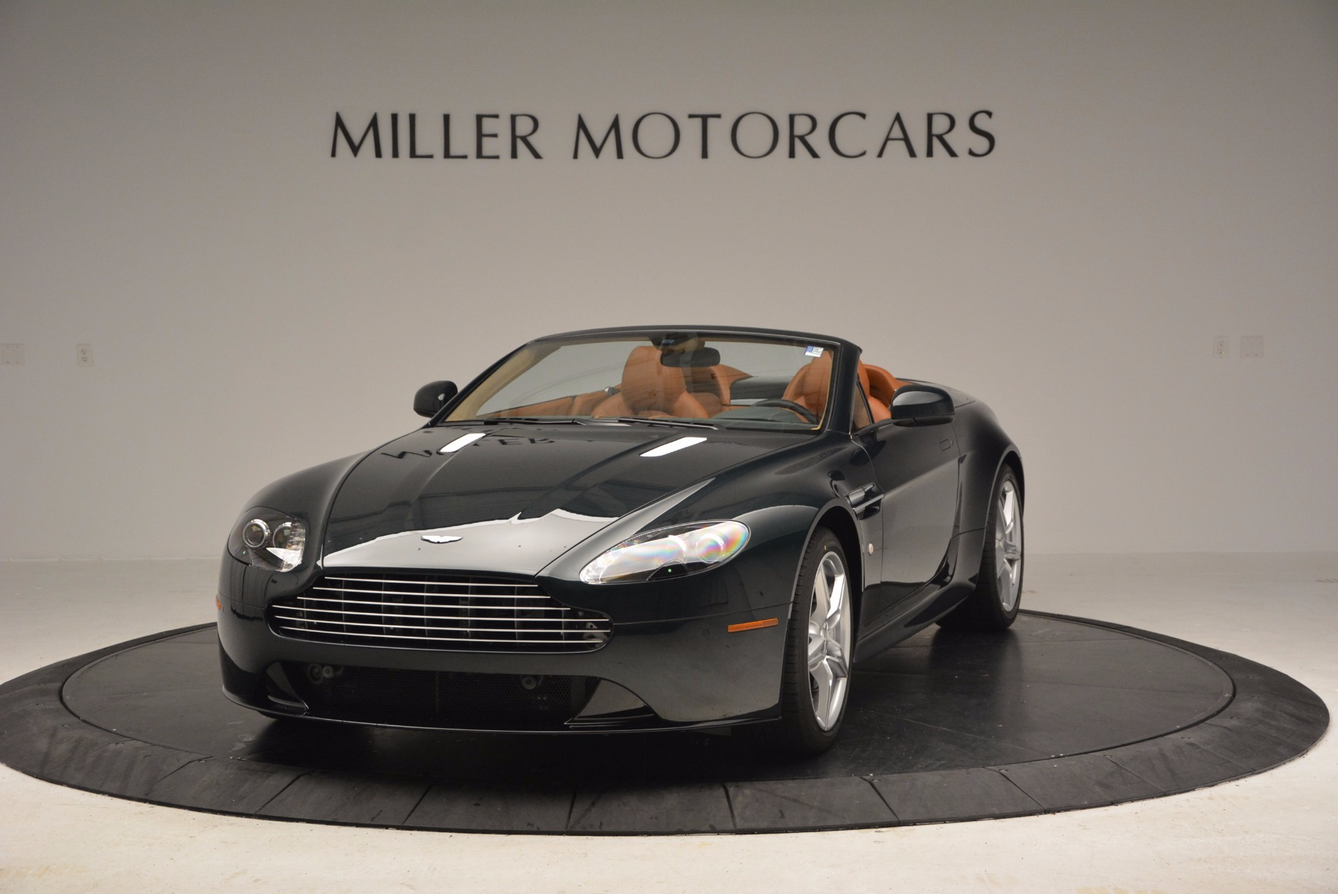 Used 2016 Aston Martin V8 Vantage S Roadster For Sale In Greenwich, CT 1550_main