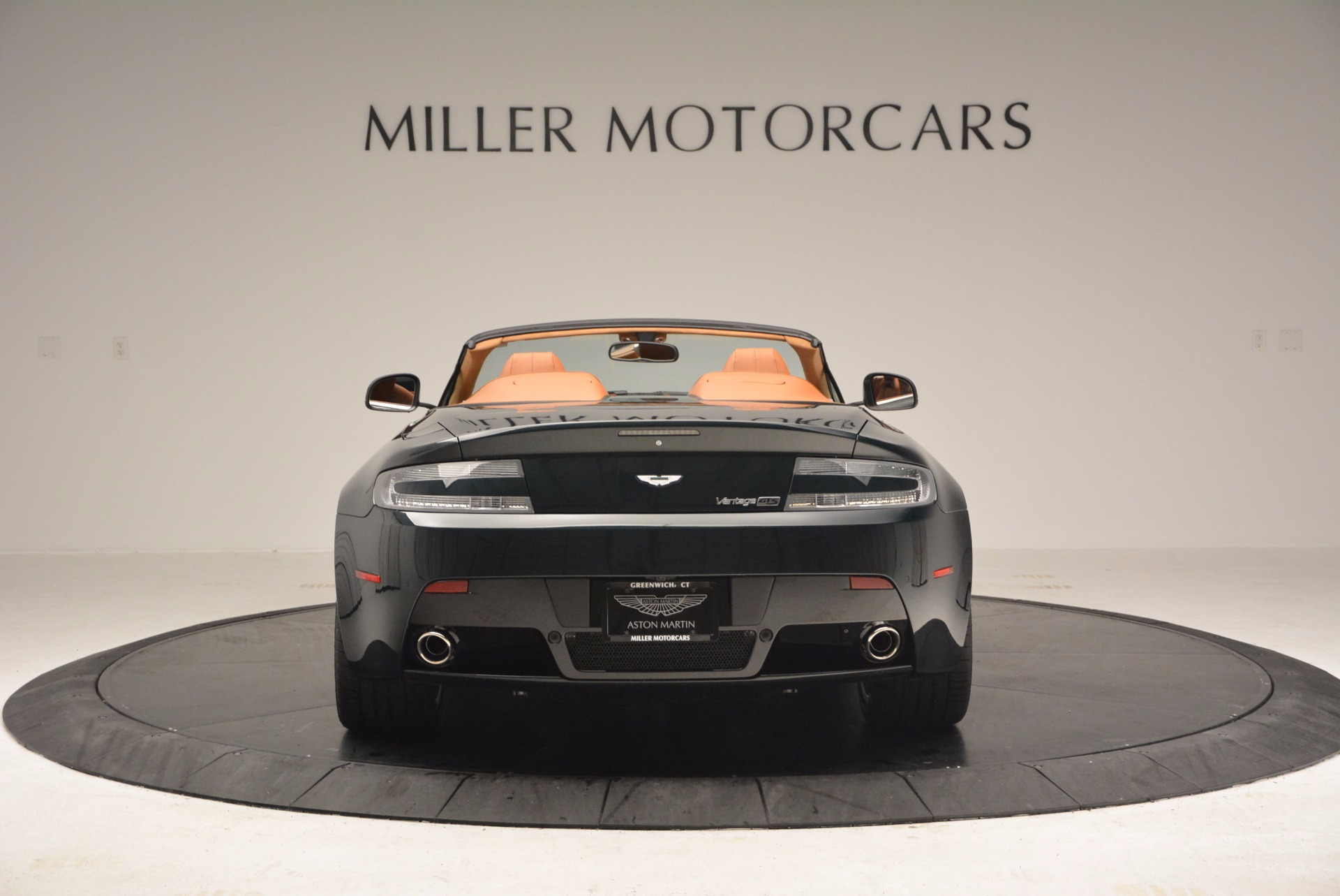 Used 2016 Aston Martin V8 Vantage S Roadster For Sale In Greenwich, CT 1550_p6