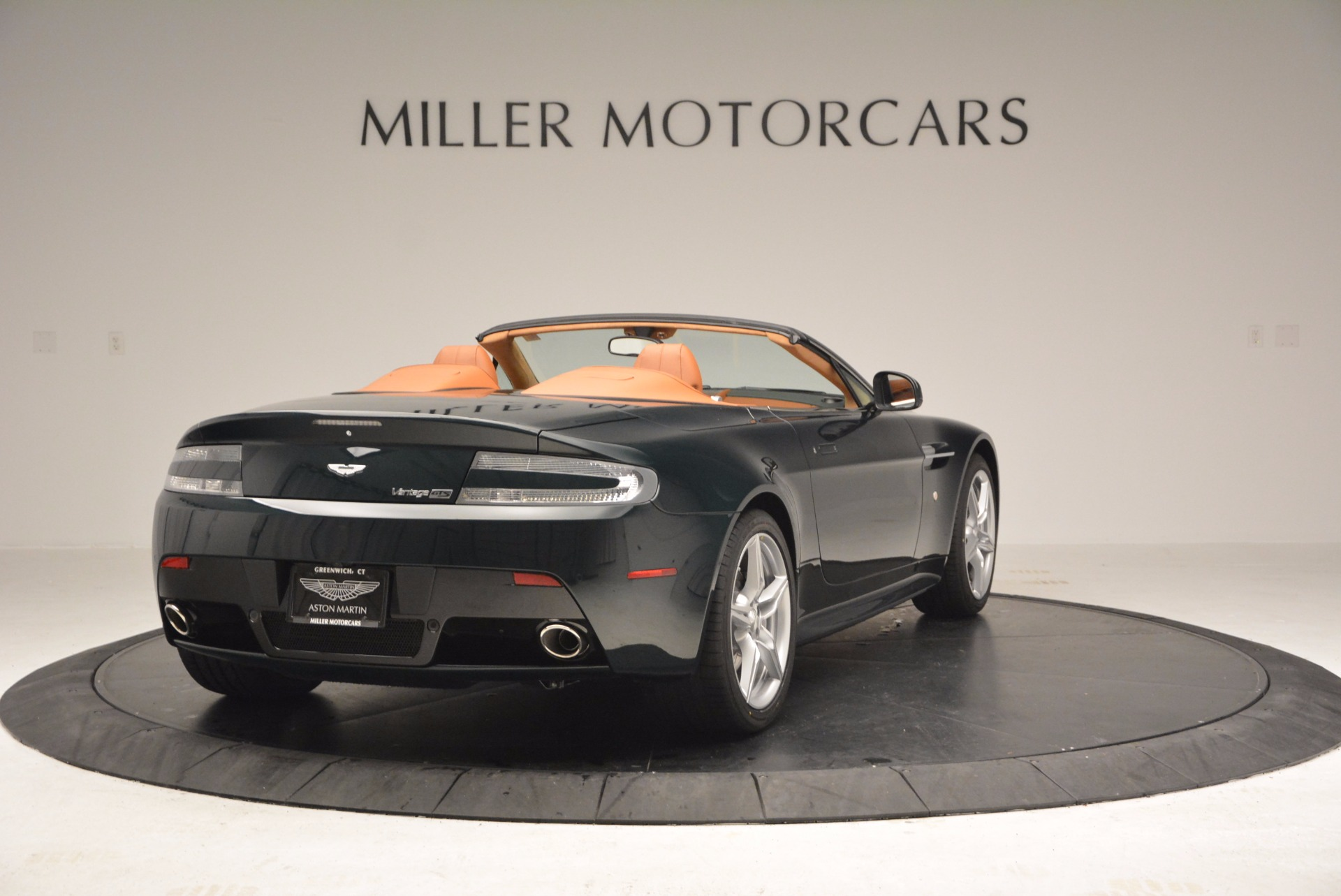 Used 2016 Aston Martin V8 Vantage S Roadster For Sale In Greenwich, CT 1550_p7