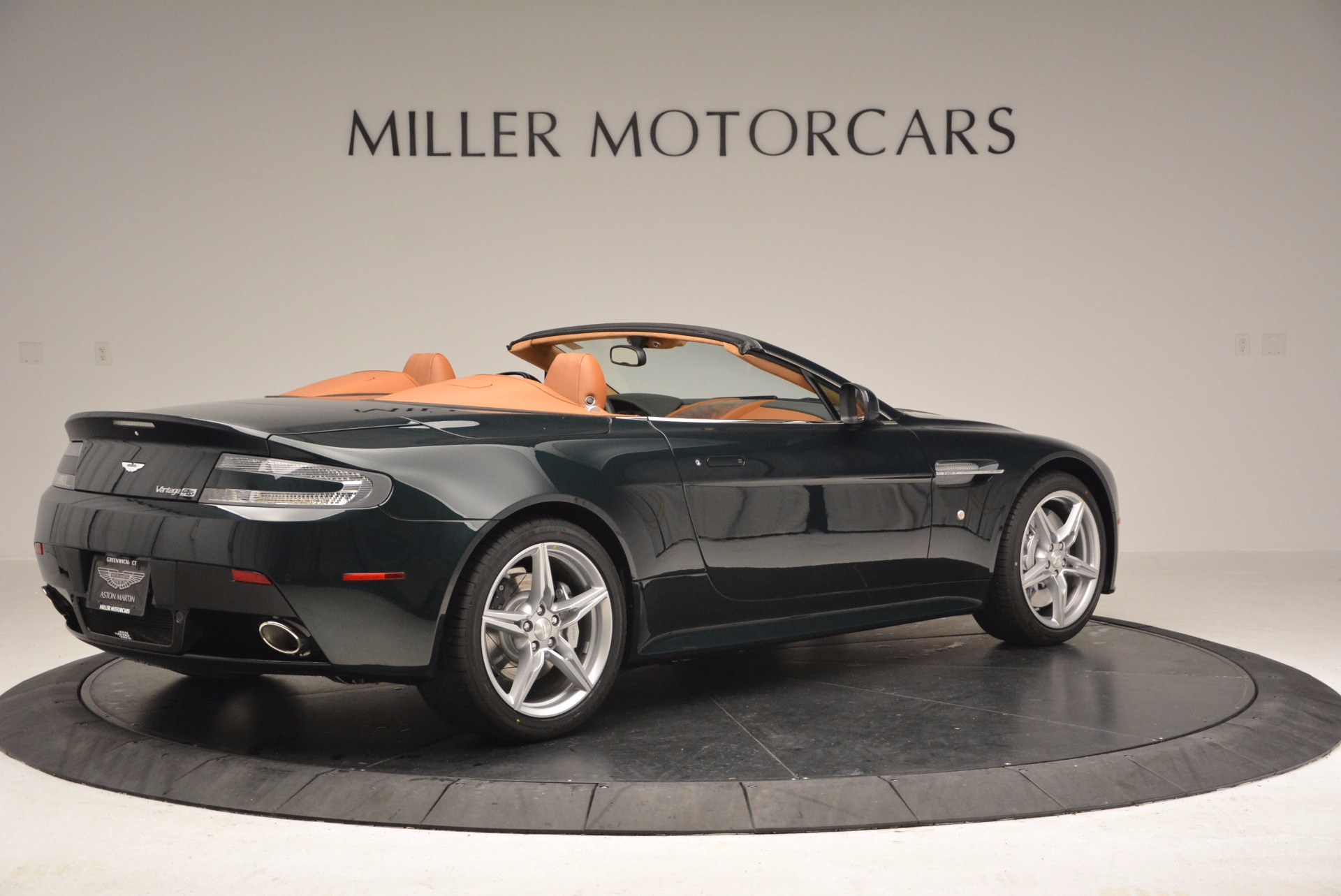 Used 2016 Aston Martin V8 Vantage S Roadster For Sale In Greenwich, CT 1550_p8