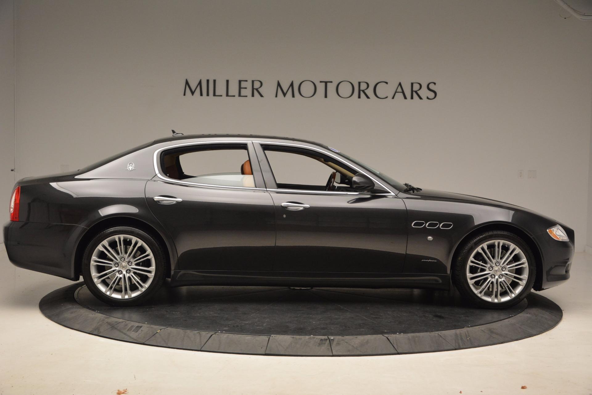 Used 2010 Maserati Quattroporte S For Sale In Greenwich, CT 1551_p21