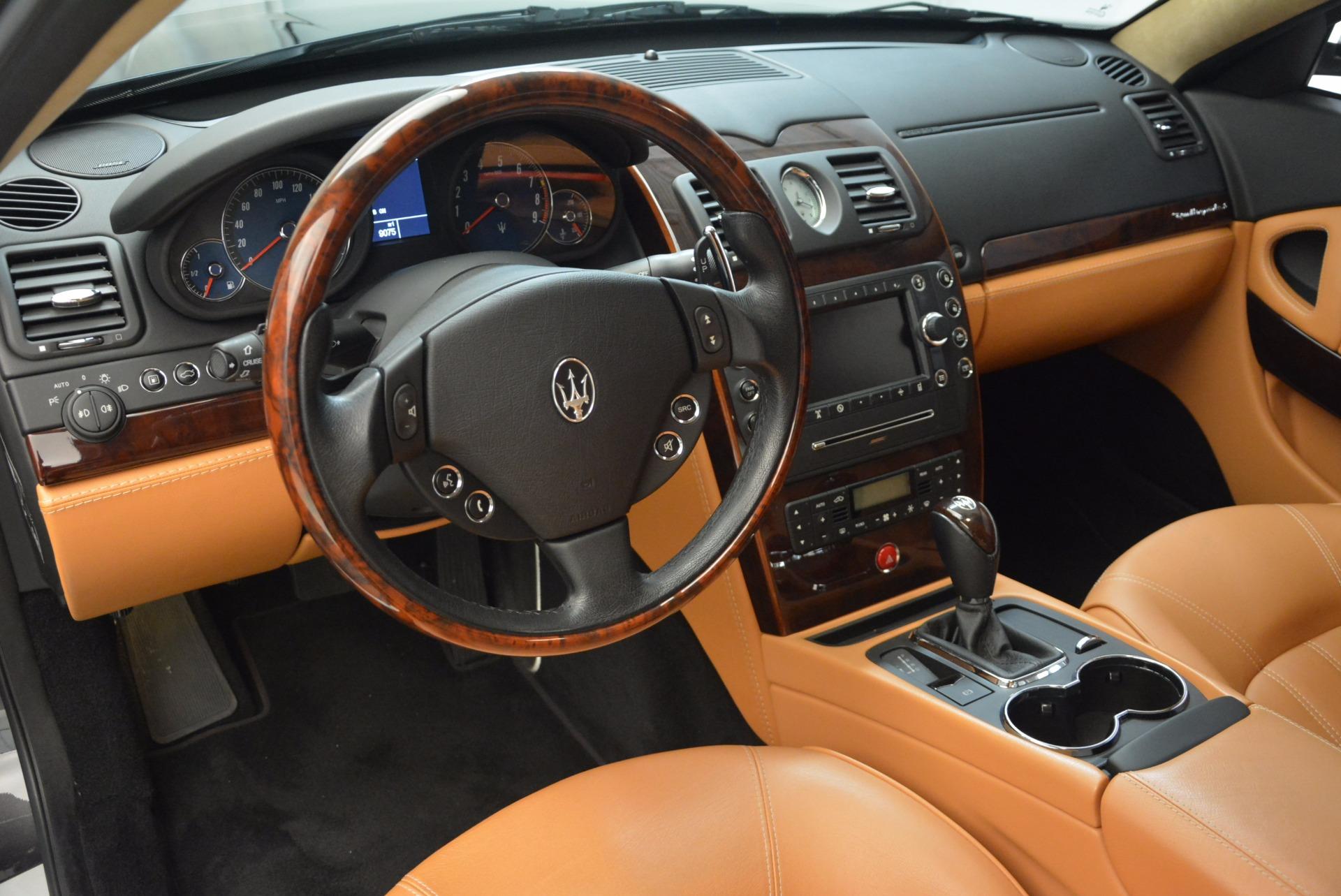 Used 2010 Maserati Quattroporte S For Sale In Greenwich, CT 1551_p25