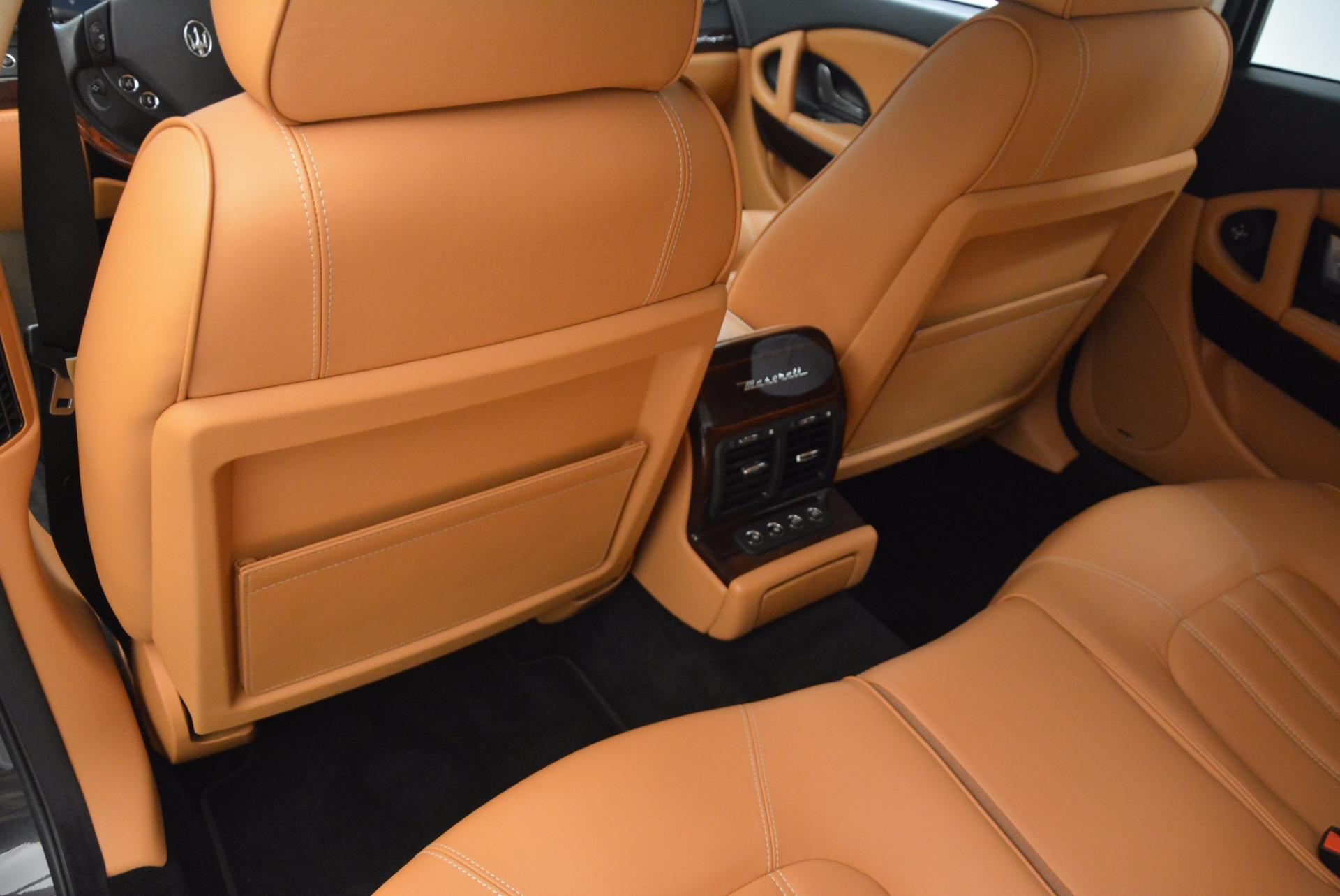 Used 2010 Maserati Quattroporte S For Sale In Greenwich, CT 1551_p28