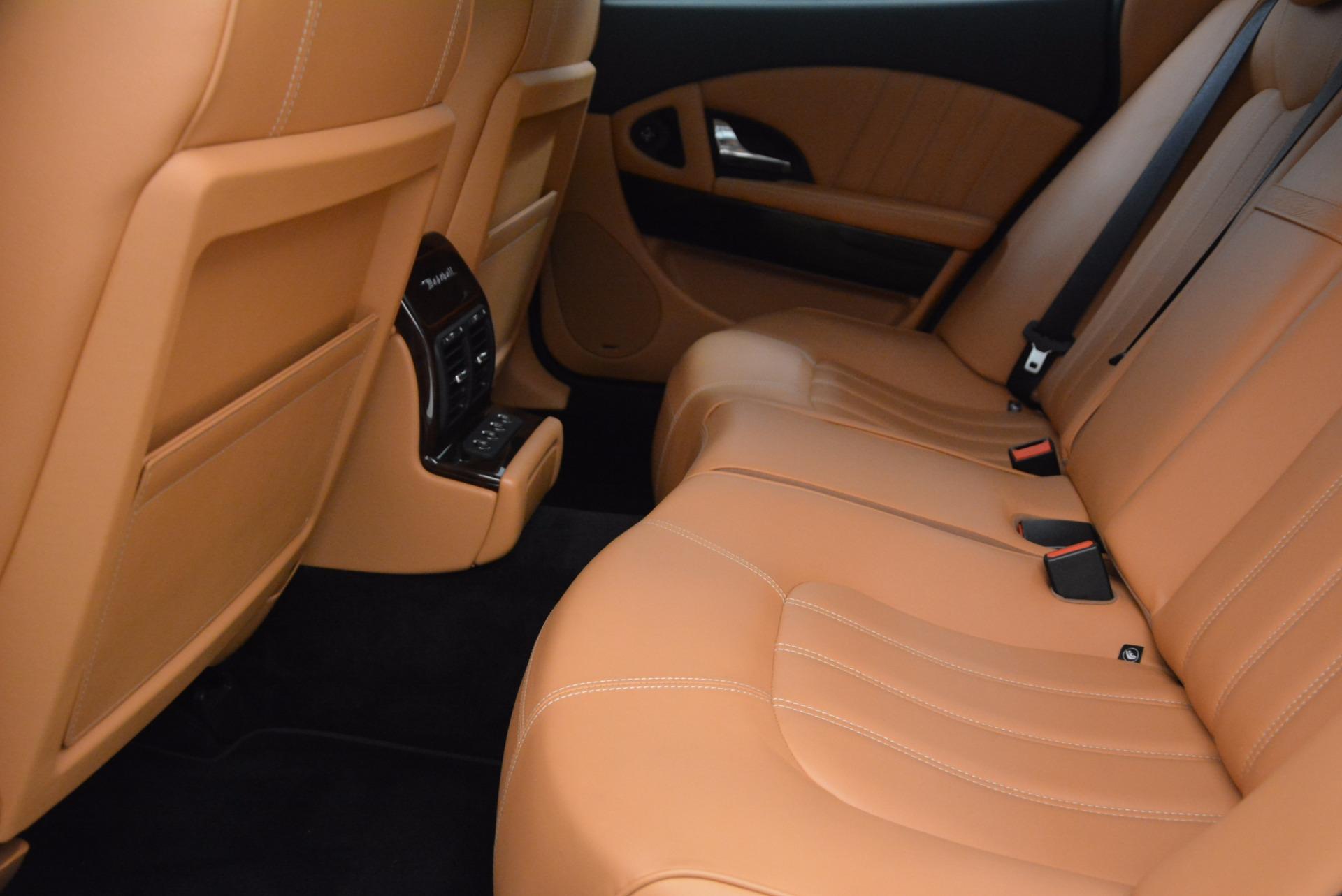 Used 2010 Maserati Quattroporte S For Sale In Greenwich, CT 1551_p30